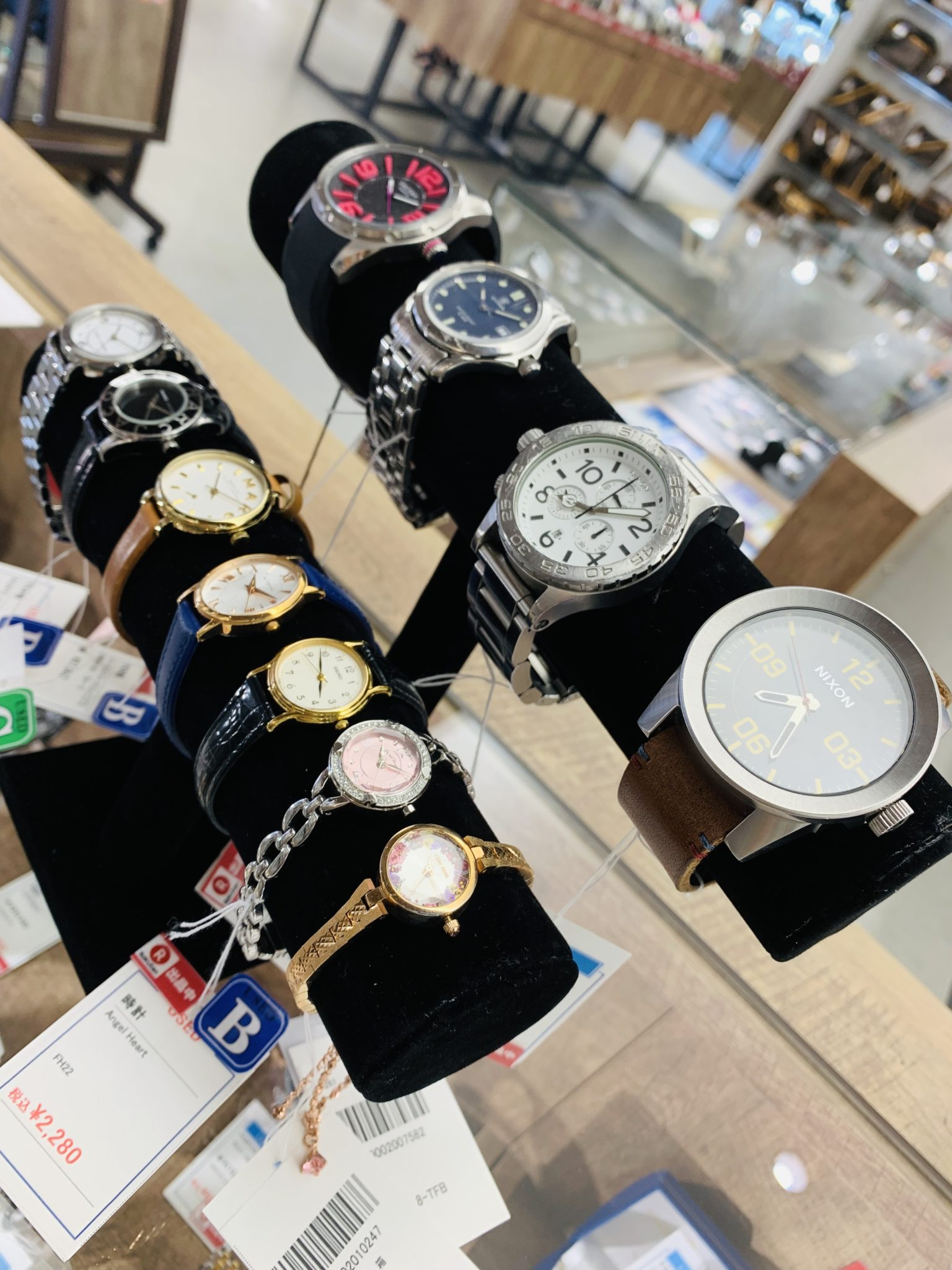 【盛岡 時計 販売】サマーセール開催中!NIXON,MARC JACOBS,SEIKOなど人気ブランドの腕時計がお買い得☆