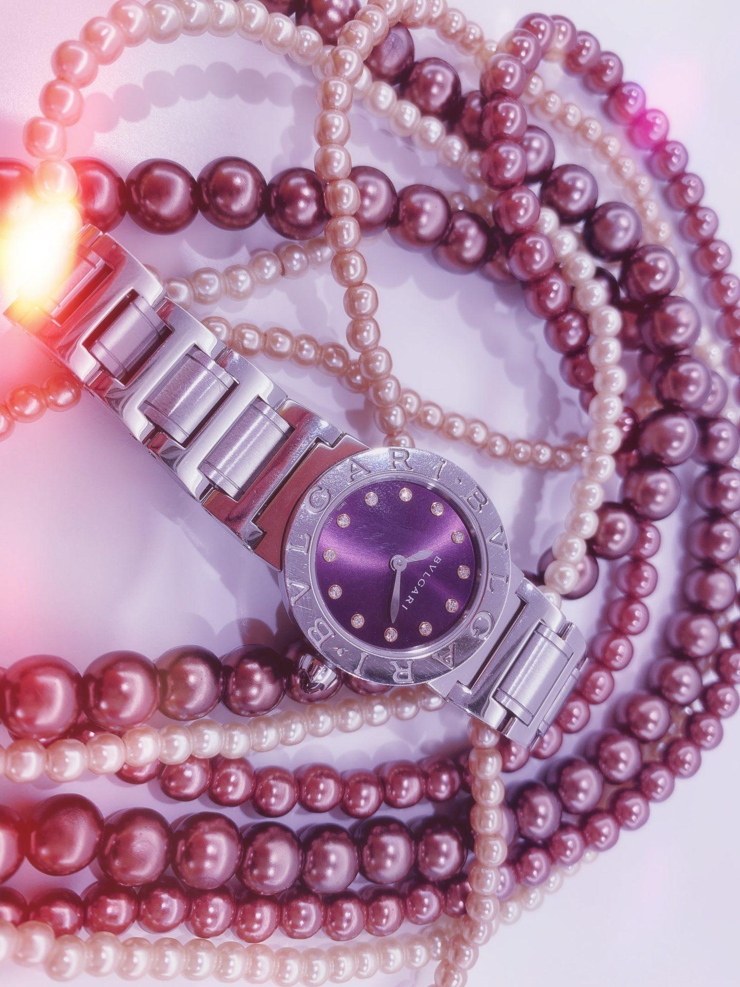 【盛岡 時計 販売】「BVLGARI(ブルガリ)」ブルガリブルガリ BBL26S クオーツ時計