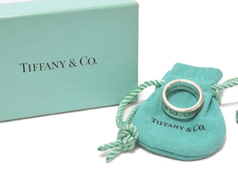 TIFFANY&Co. シルバーリング