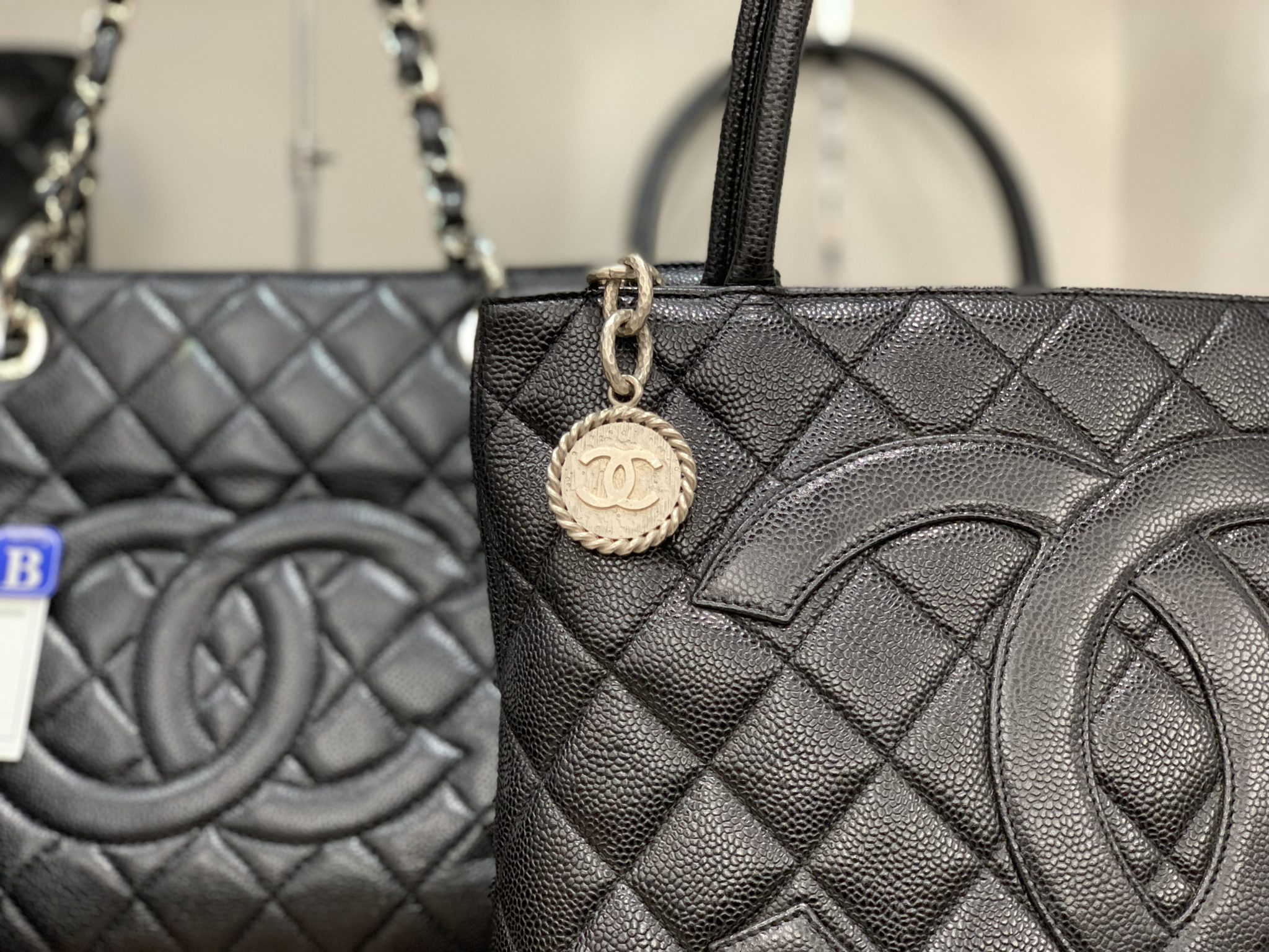 CHANEL 復刻トート