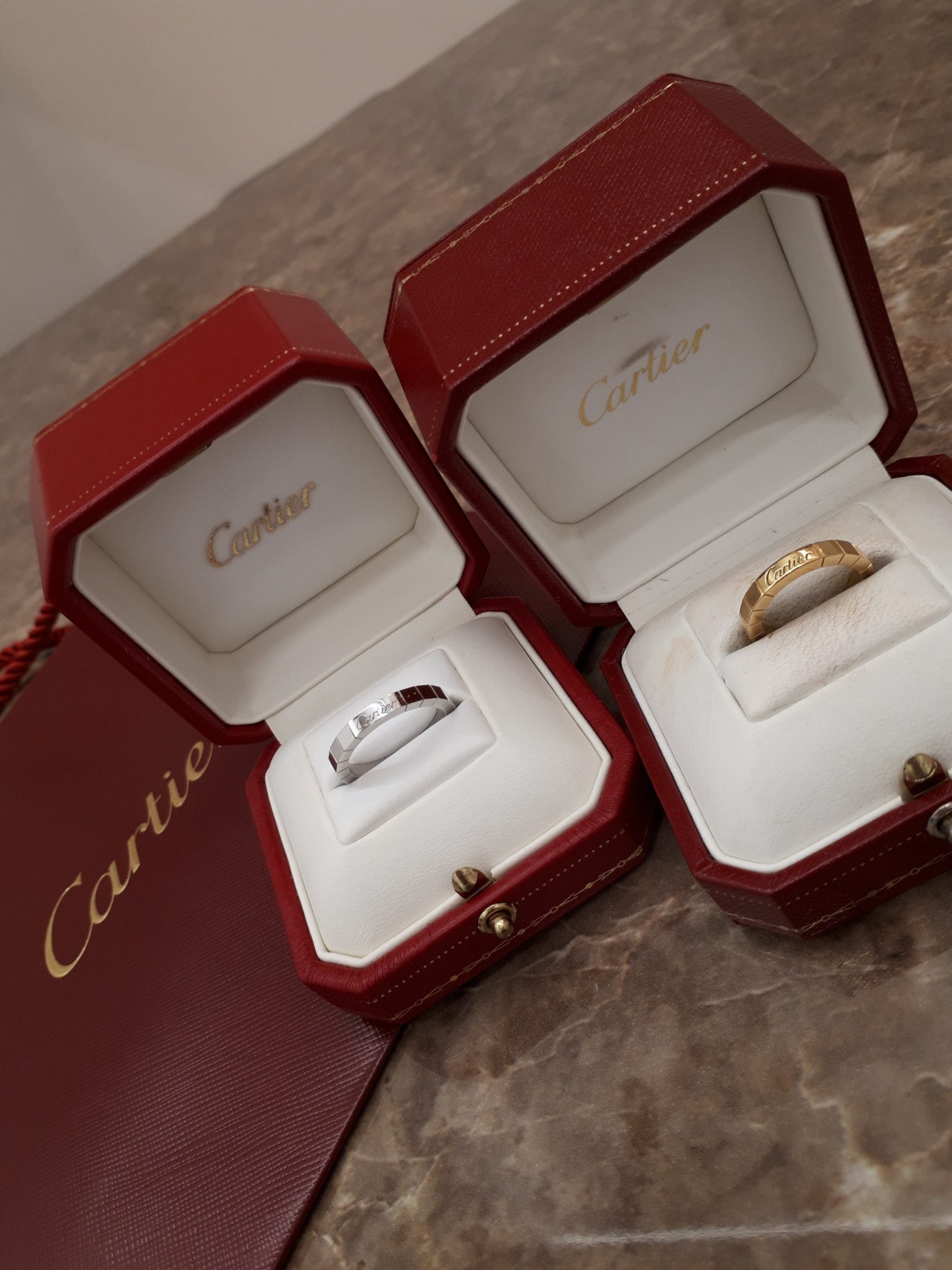 【Cartier 買取】ラニエールリング