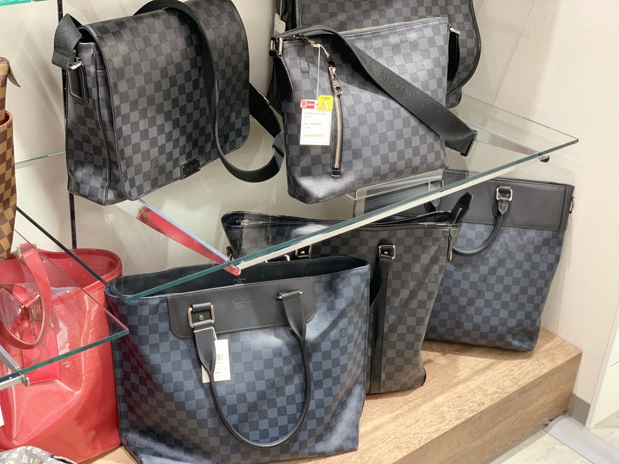LOUIS VUITTON ダミエ・グラフィット