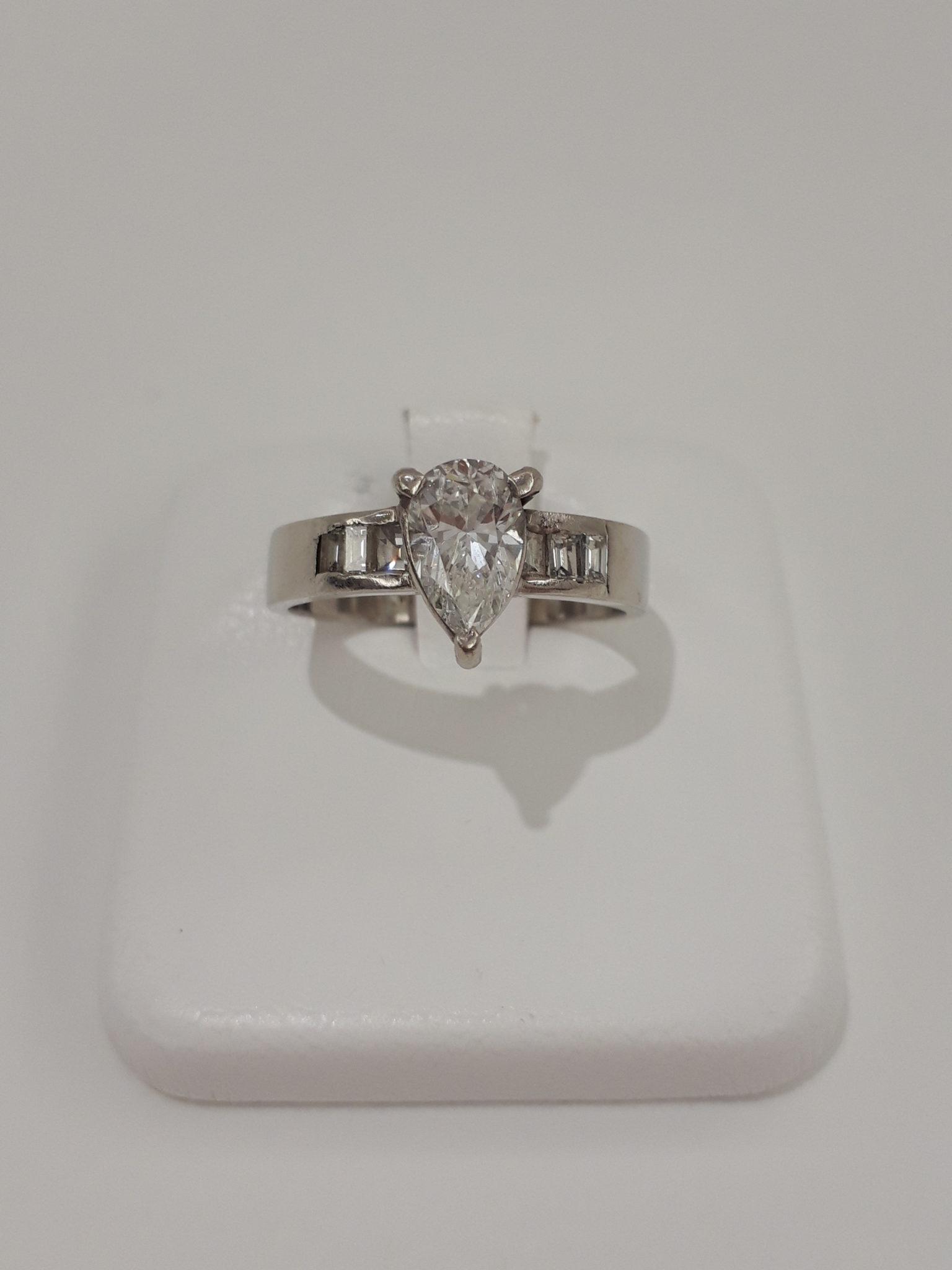 【盛岡 ダイヤモンド 買取】ダイヤモンドリング