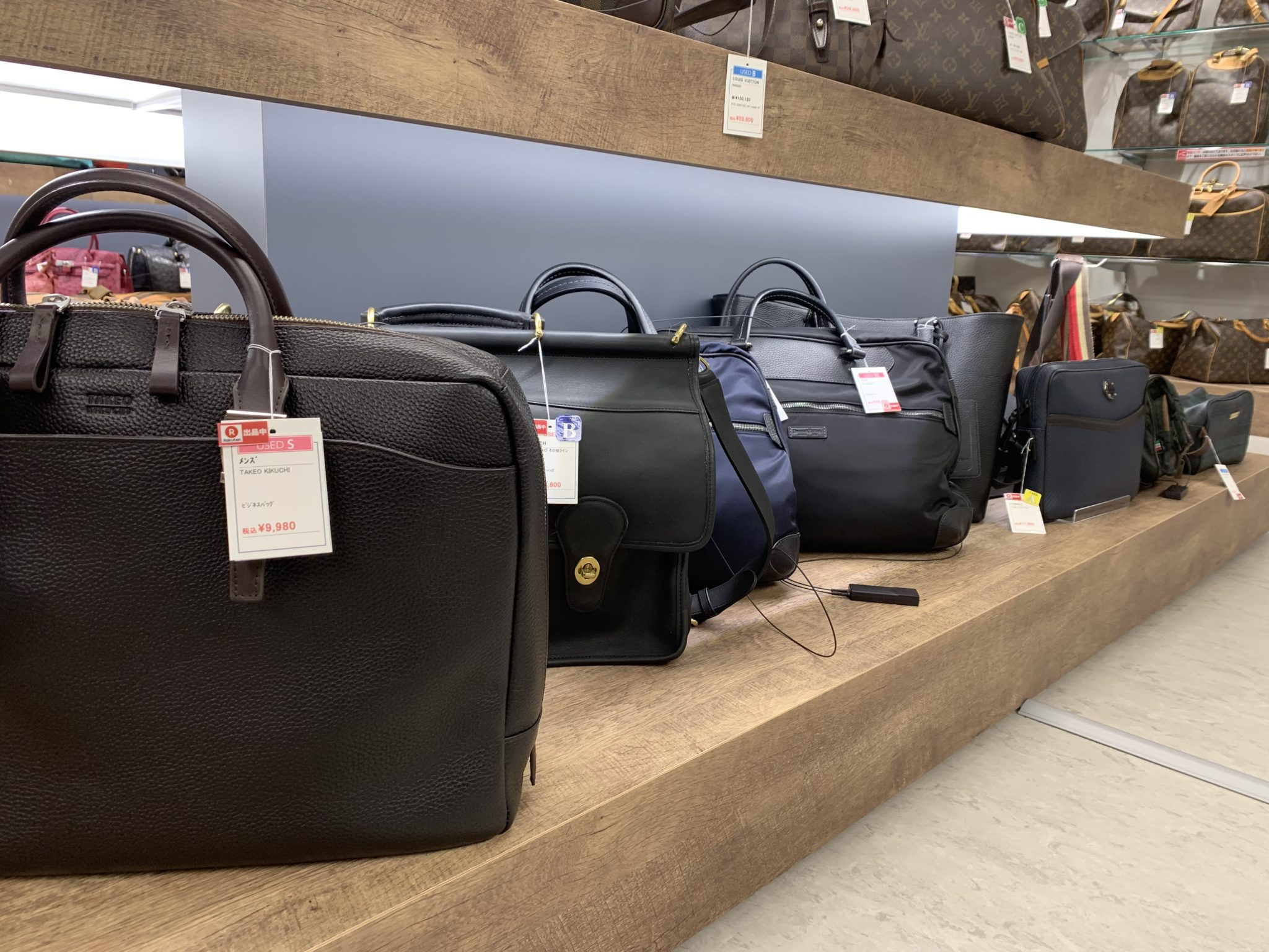 【盛岡 ビジネスバッグ 販売】メンズバッグも入荷中♪