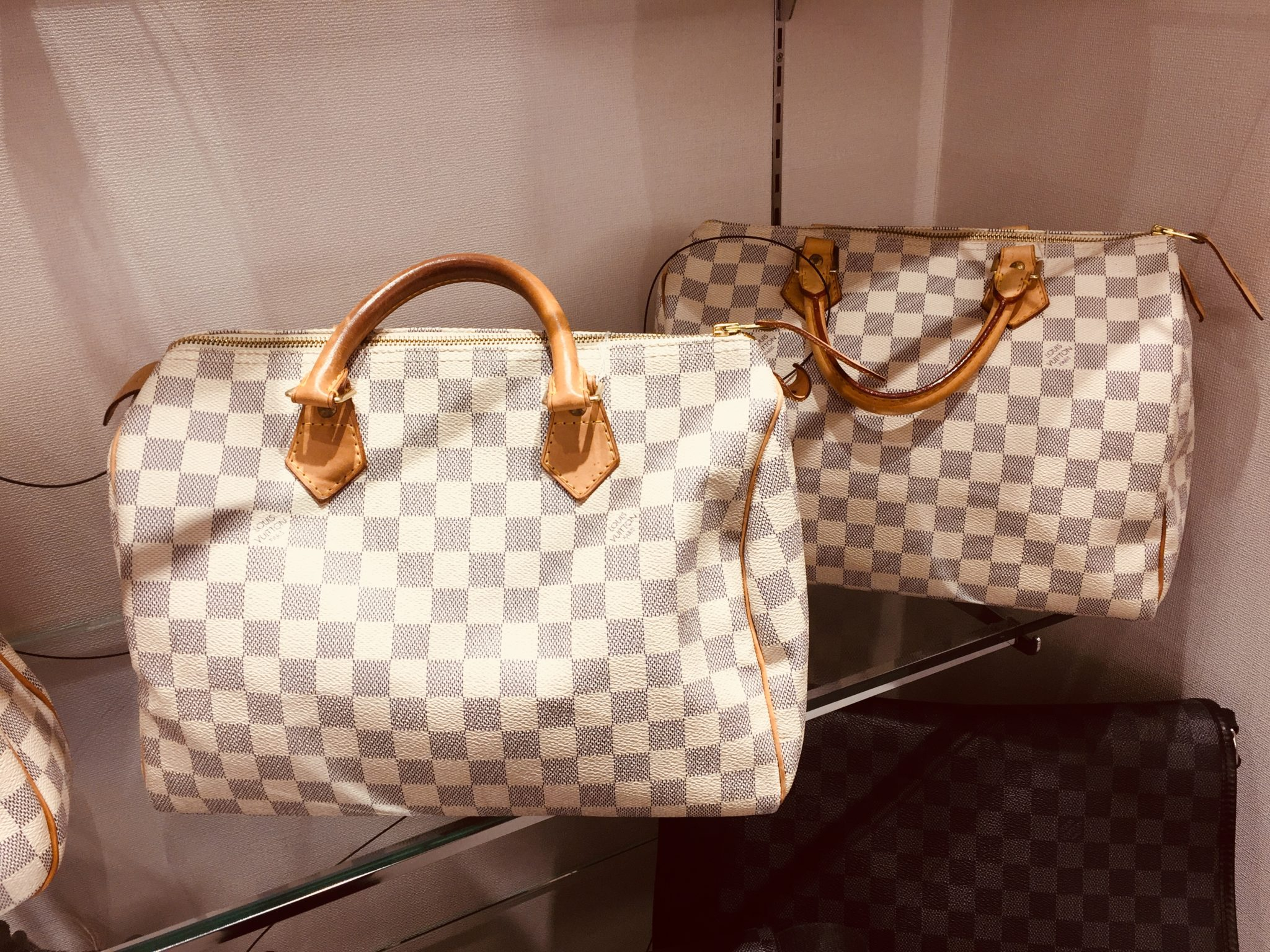 best service 76d0b ea5fd 盛岡 ルイヴィトン 販売】LOUIS VUITTON ダミエ・アズール ...