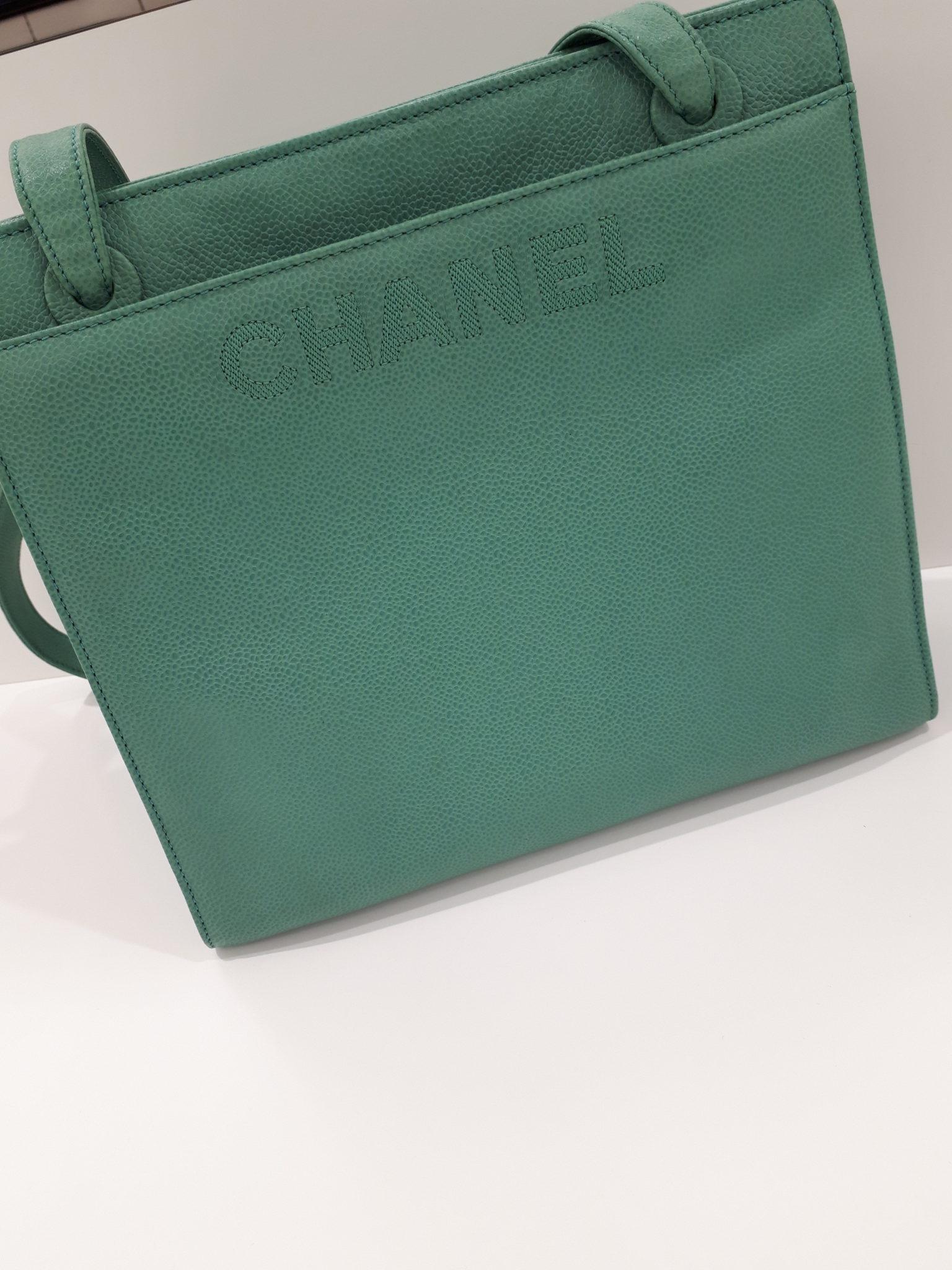 【CHANEL シャネル トートバッグ】を秋田市のお客様よりお買い取りさせていただきました!
