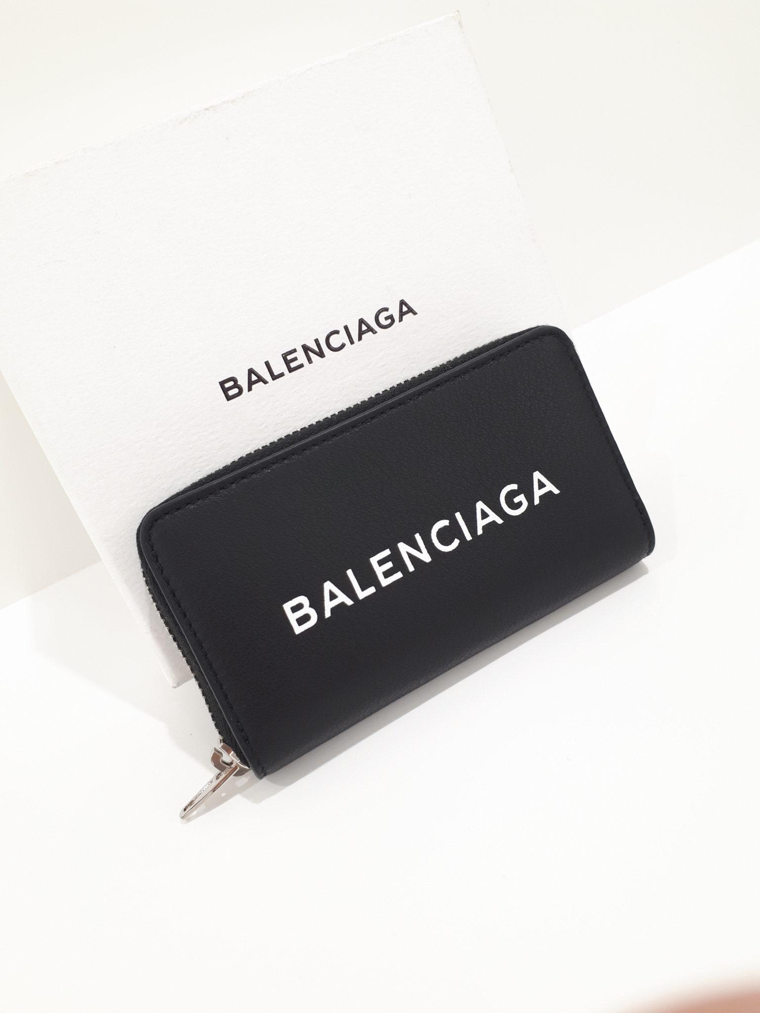 【BALENCIAGA バレンシアガ コインパース 516373】を盛岡市のお客様よりお買取させて頂きました!