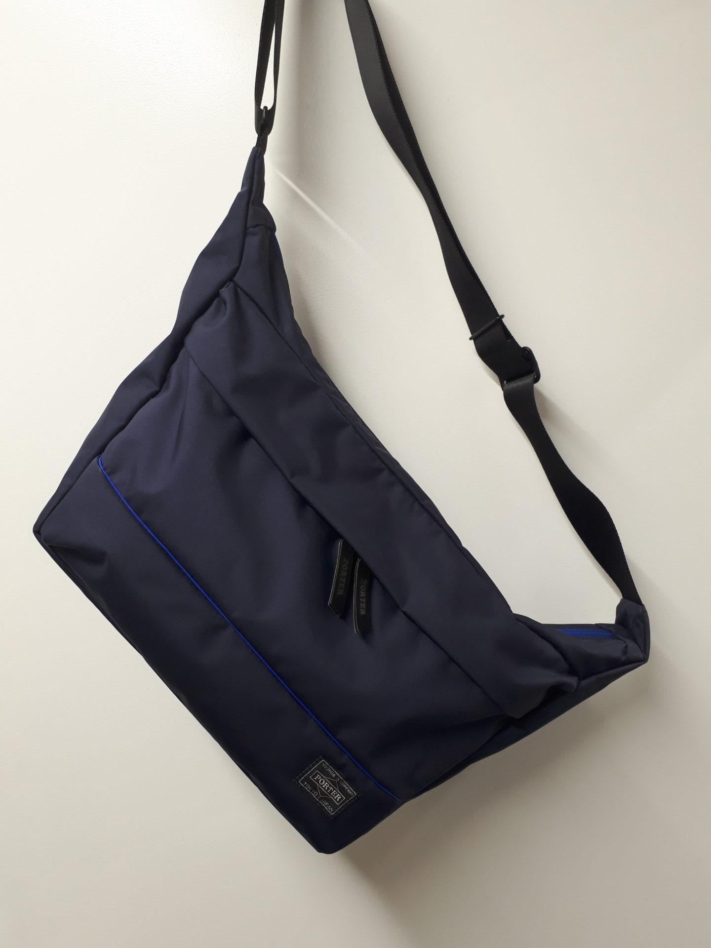 【PORTER ポーター 買取 盛岡】ショルダーバッグを盛岡市のお客様よりお買取させていただきました!