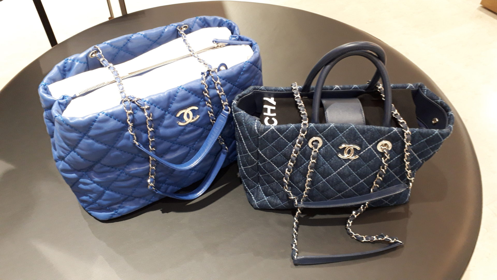 【シャネル 買取 盛岡】シャネル マトラッセ ワイルドステッチバッグを盛岡市のお客様よりお買い取りさせていただきました!