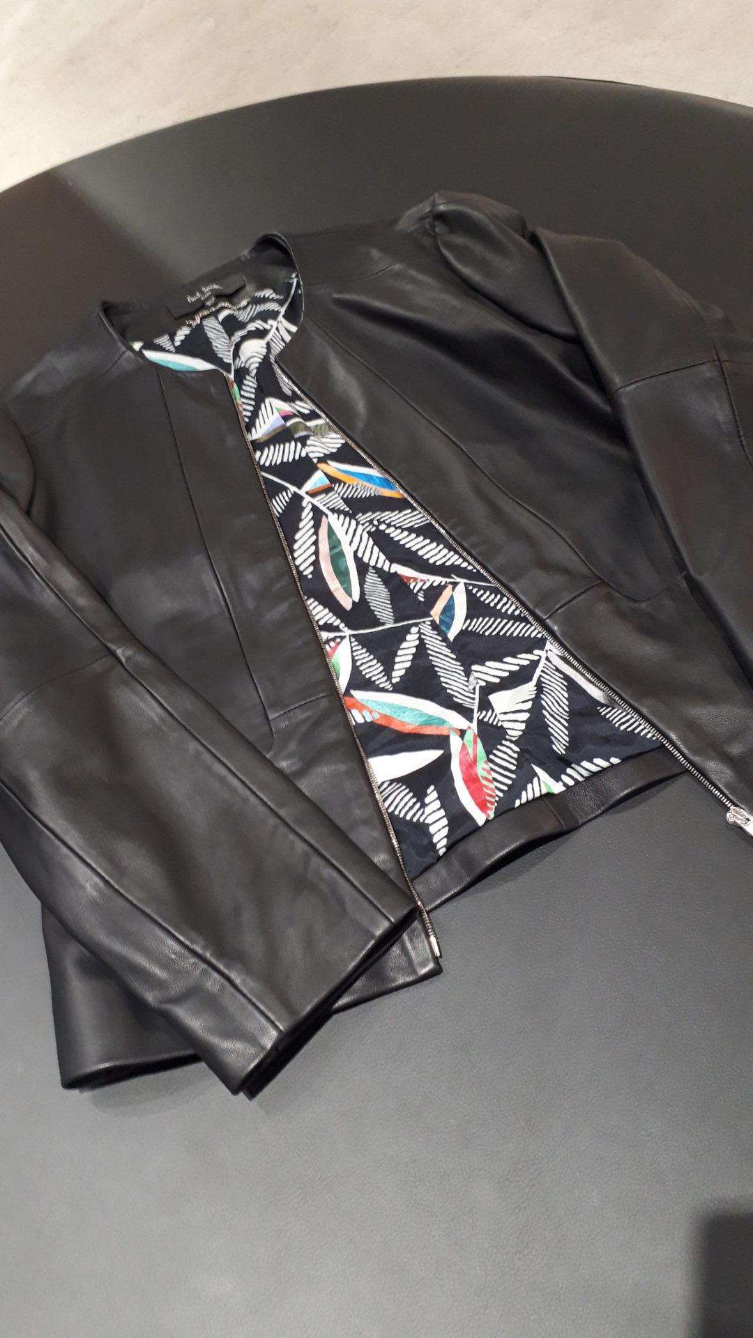 【アパレル 買取 盛岡】ポールスミス ラムレザージャケットを盛岡市のお客様よりお買い取りさせていただきました!