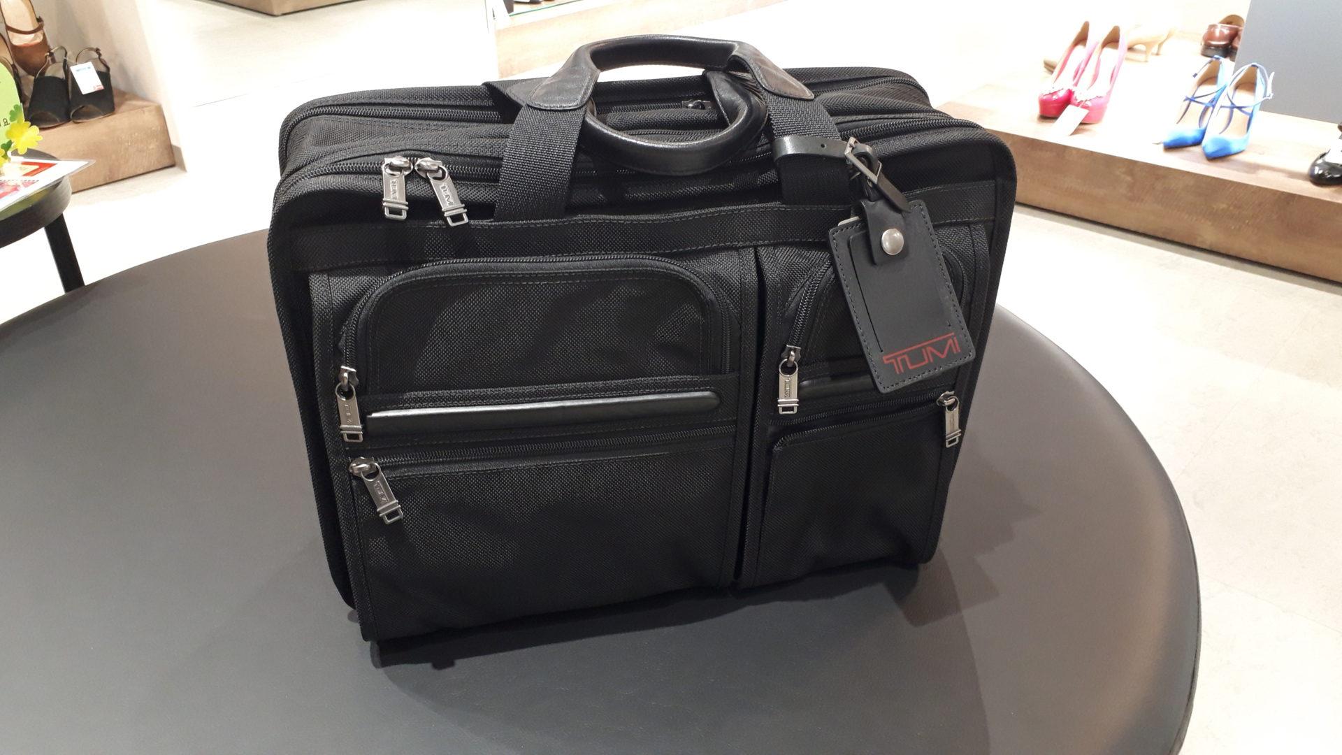 【TUMI 26160D4 2WAYビジネスバッグ】を盛岡市のお客様よりお買い取りさせていただきました!
