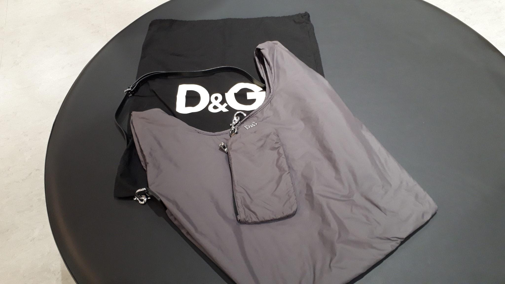 【 DOLCE & GABBANA ナイロントートバッグ】を盛岡市のお客様よりお買い取りさせていただきました!
