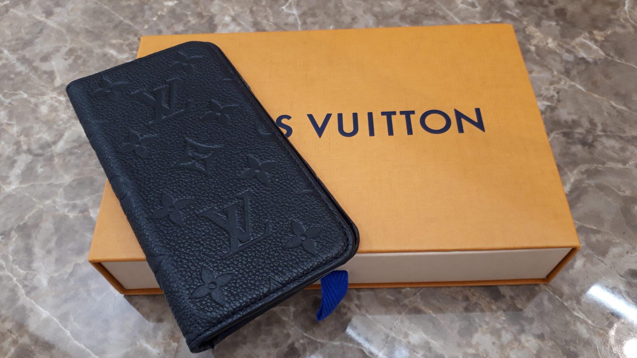 【LOUIS VUITTON ルイヴィトン M63586 アイフォンX&XS・フォリオ】を盛岡市のお客様よりお買取させていただきました!