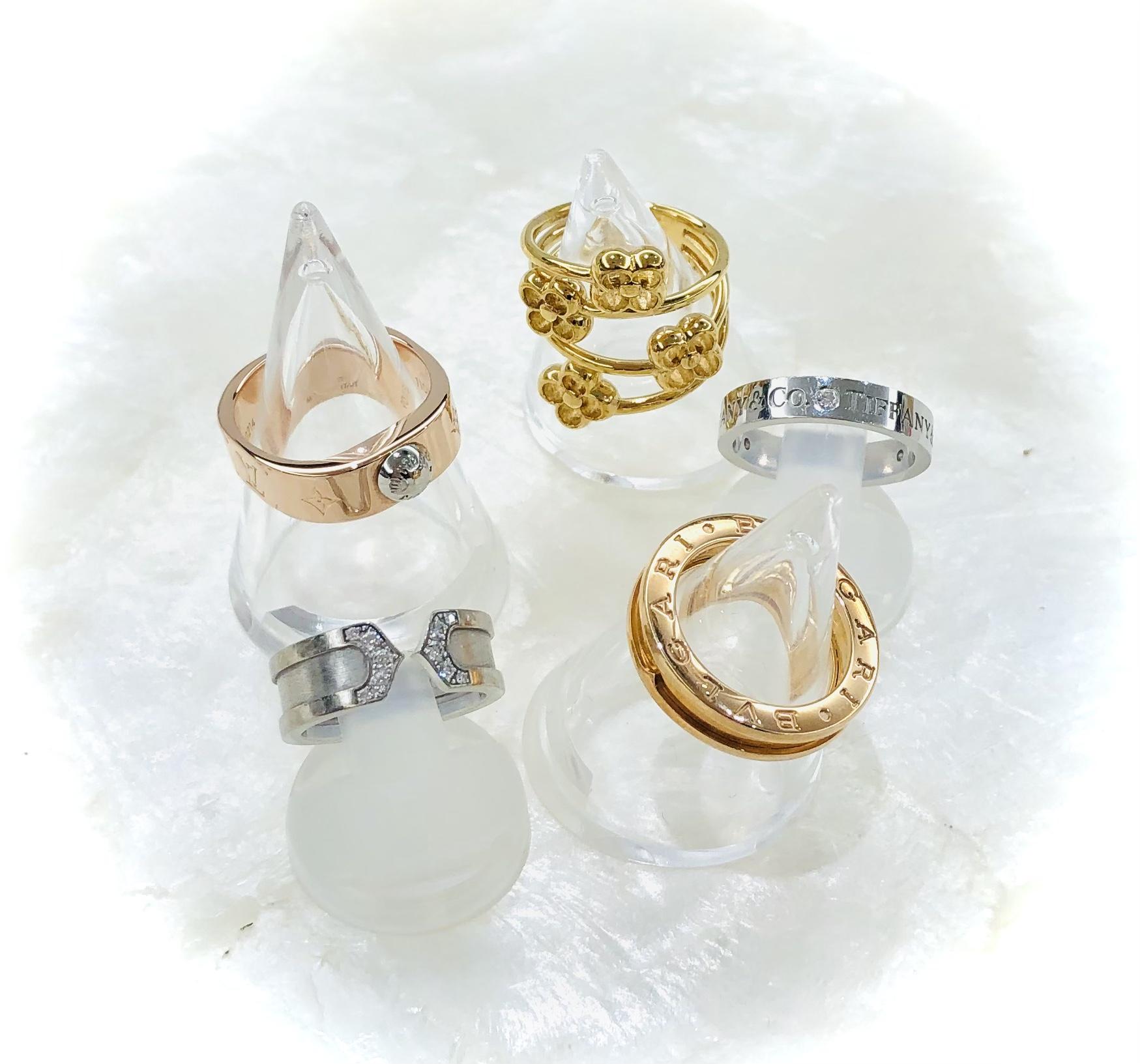 【指輪 販売 盛岡】記念日や特別な日に身につけたい!!お気に入りのブランドの指輪✨
