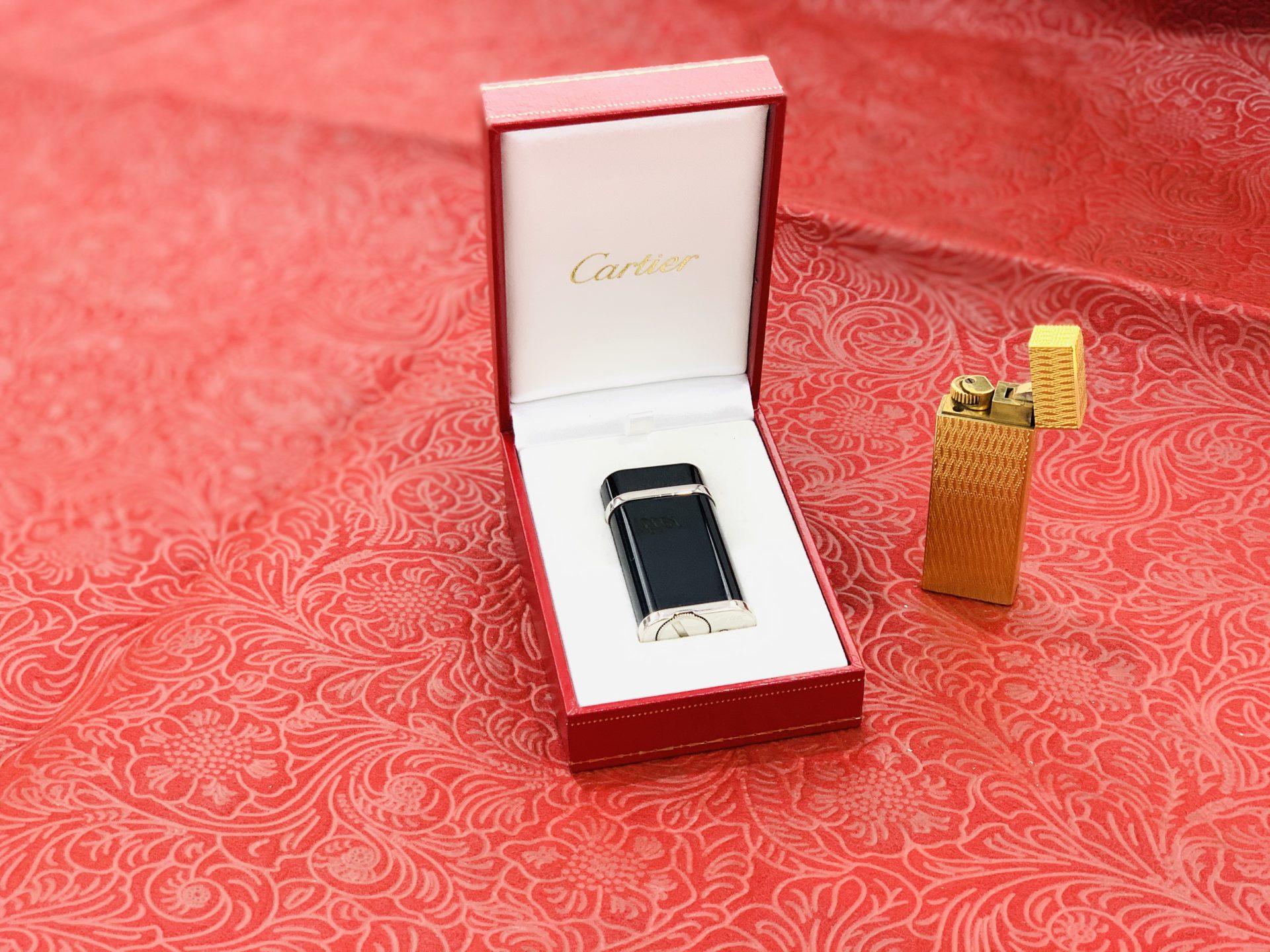 【盛岡 ブランド 販売】大人の男性の嗜み「Cartier(カルティエ)」ガスライター