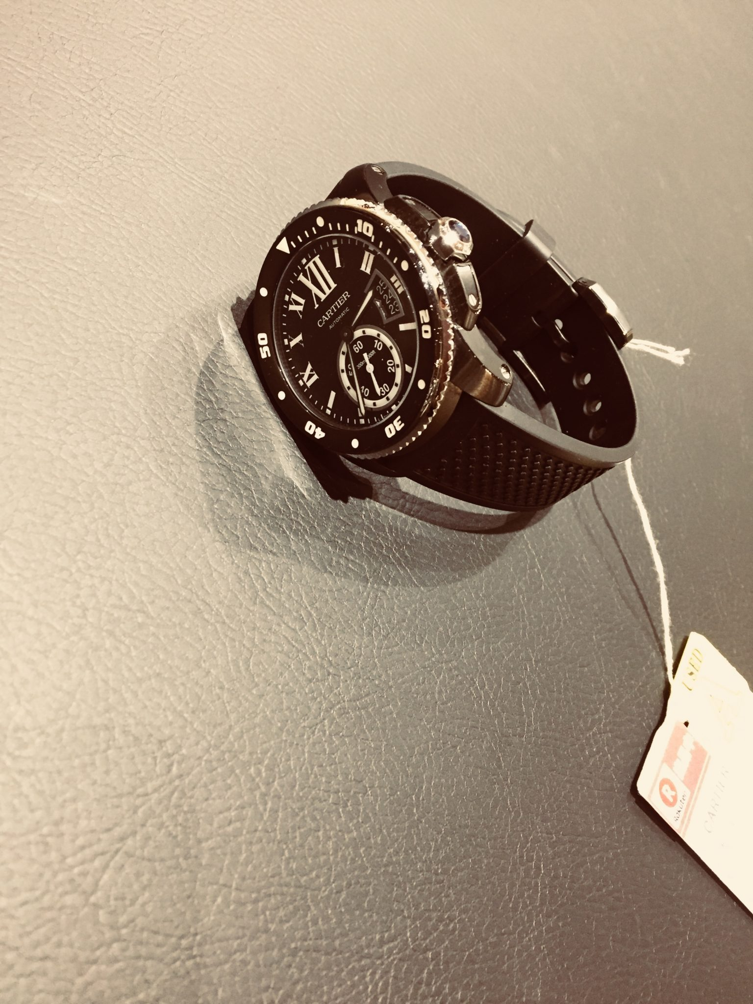 【盛岡 カルティエ 販売】Cartier カリブル・トゥ・カルティエ