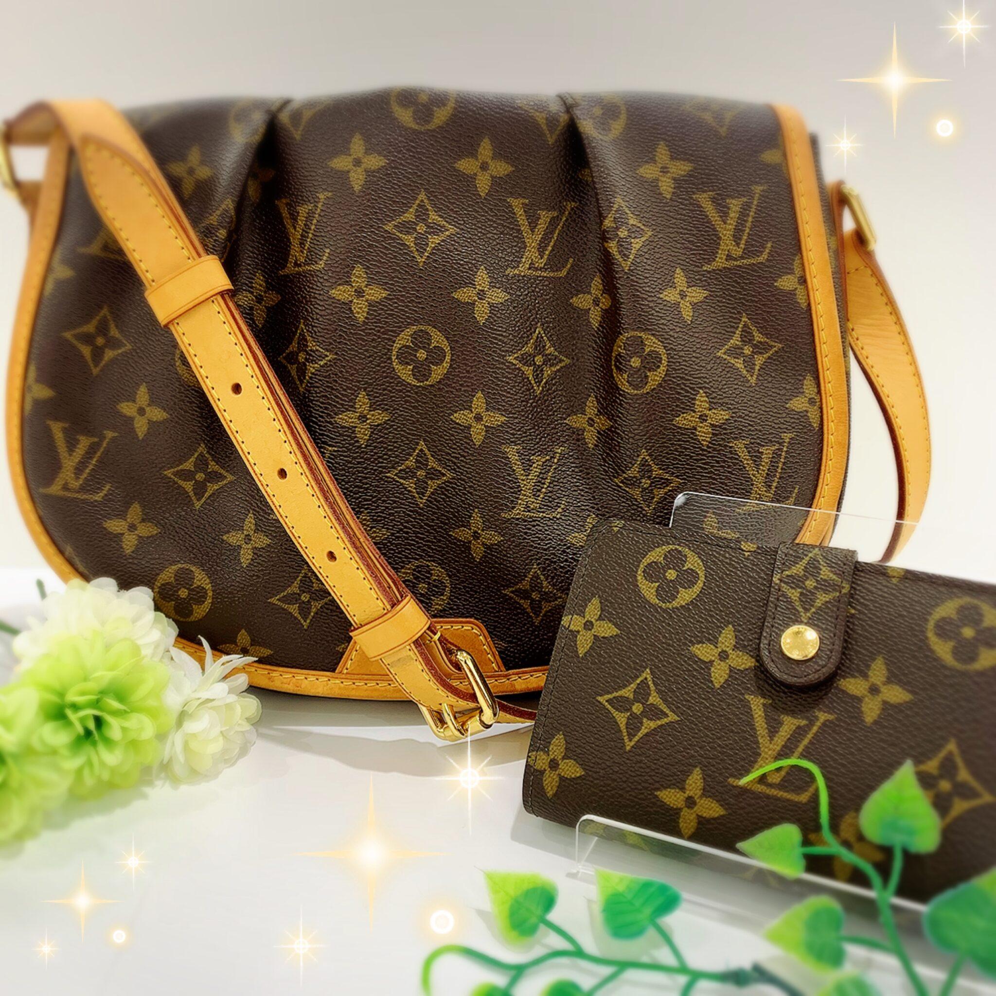 【ヴィトン 販売 盛岡】春のお出かけは小さめバッグ&小さめウォレットで身軽に♡