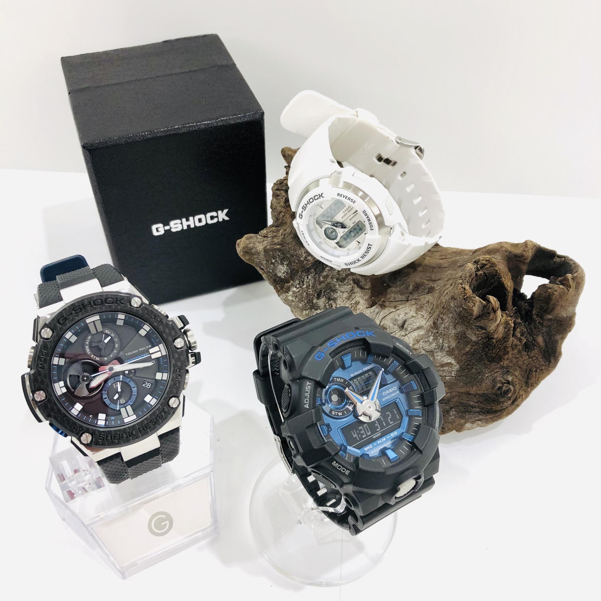 【盛岡 時計 販売】アウトドアと言えばこの腕時計【CASIO】カシオ G-SHOCK