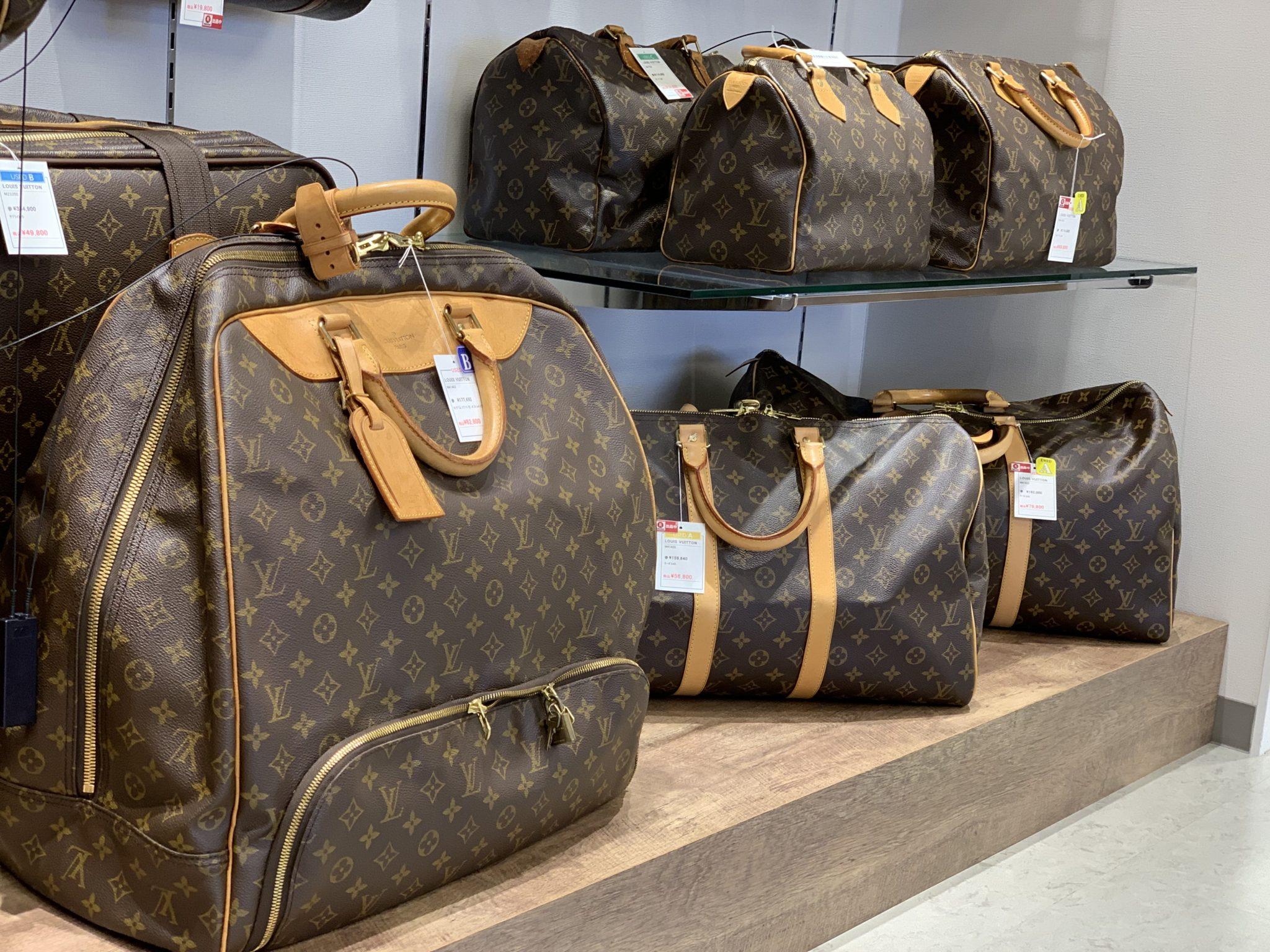 【盛岡 ブランドバッグ 販売】GWのご旅行に!おすすめのボストンバッグ♪