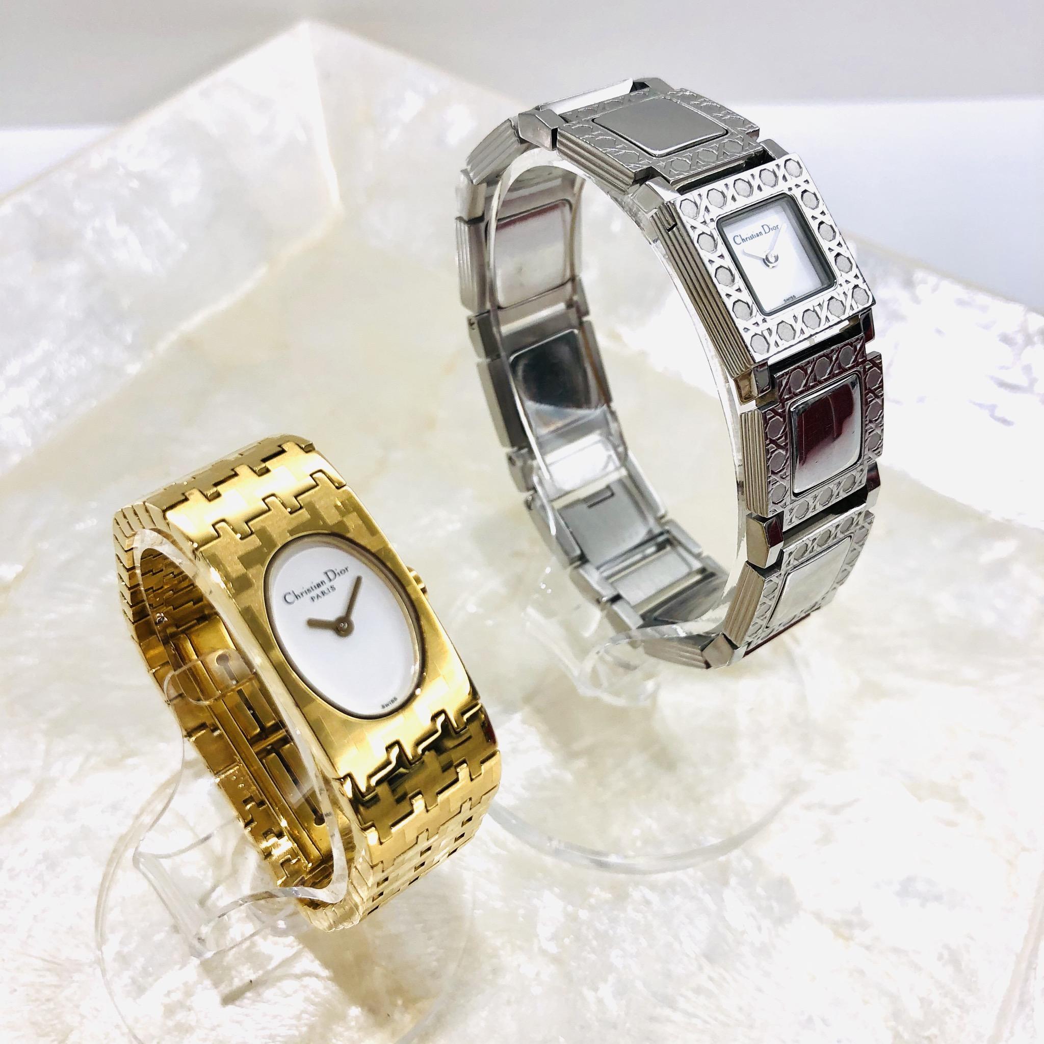 【盛岡 時計 販売】ディオール腕時計 ラ・パリジェンヌ ミスディオール
