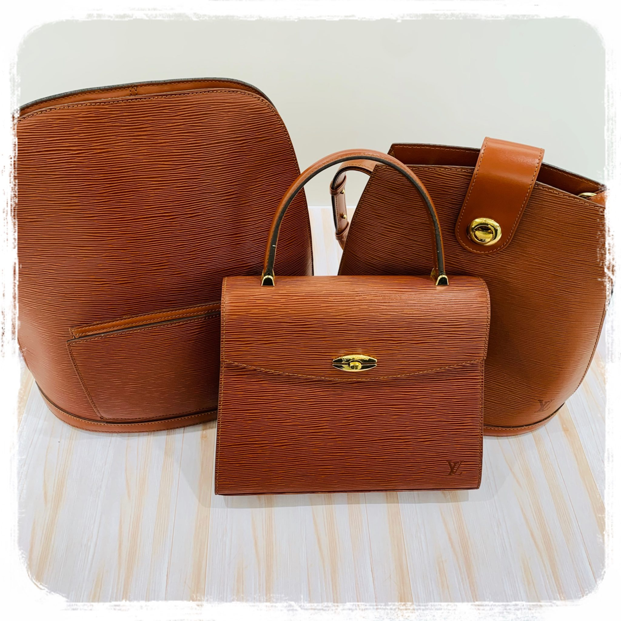 【ルイ・ヴィトン 販売 盛岡】シンプルでファッションを選ばない♡ルイ・ヴィトンのエピラインのバッグ