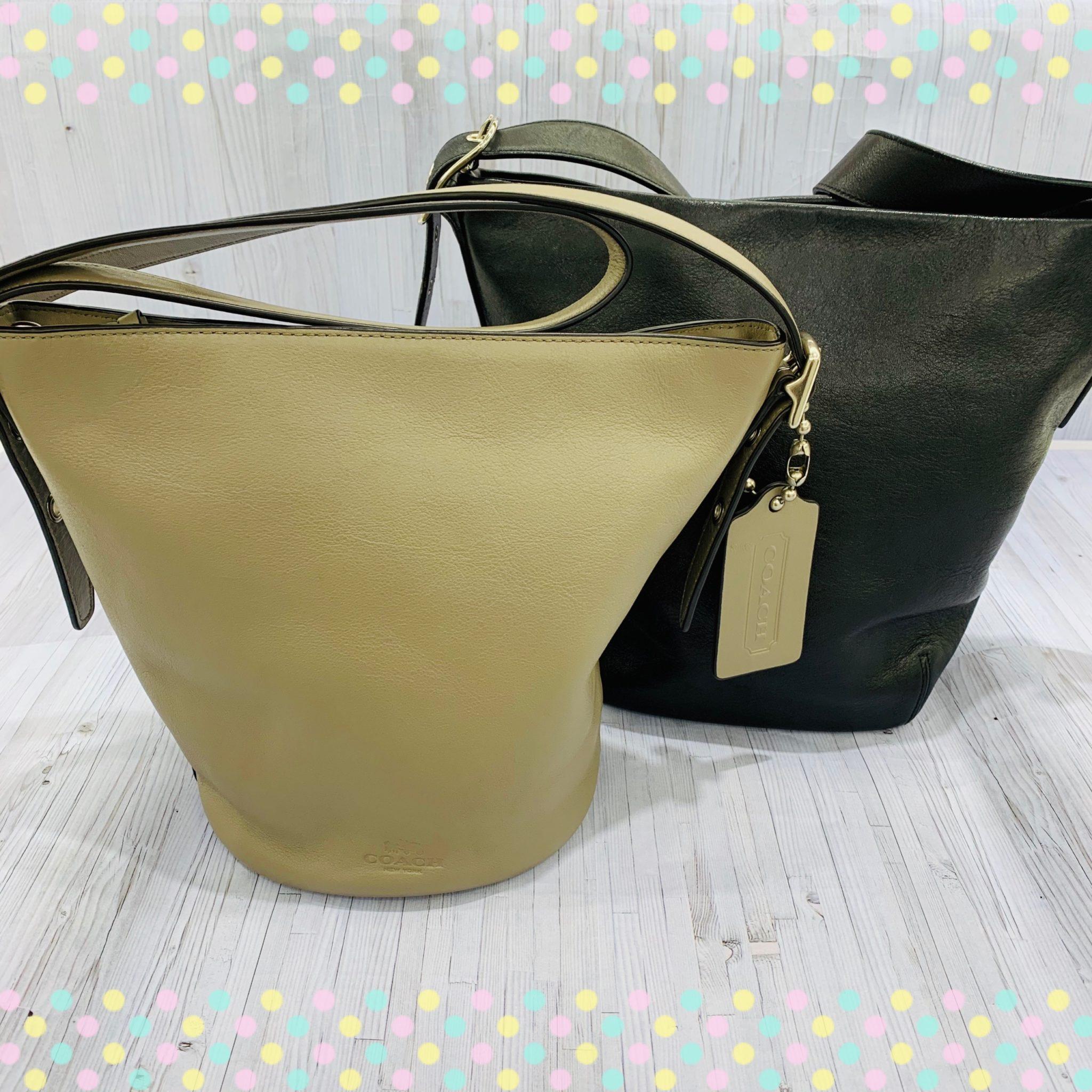 【中古 販売 盛岡】中古でも状態の良いお品物がいっぱい!普段使いにオススメ♡COACHのショルダーバッグ