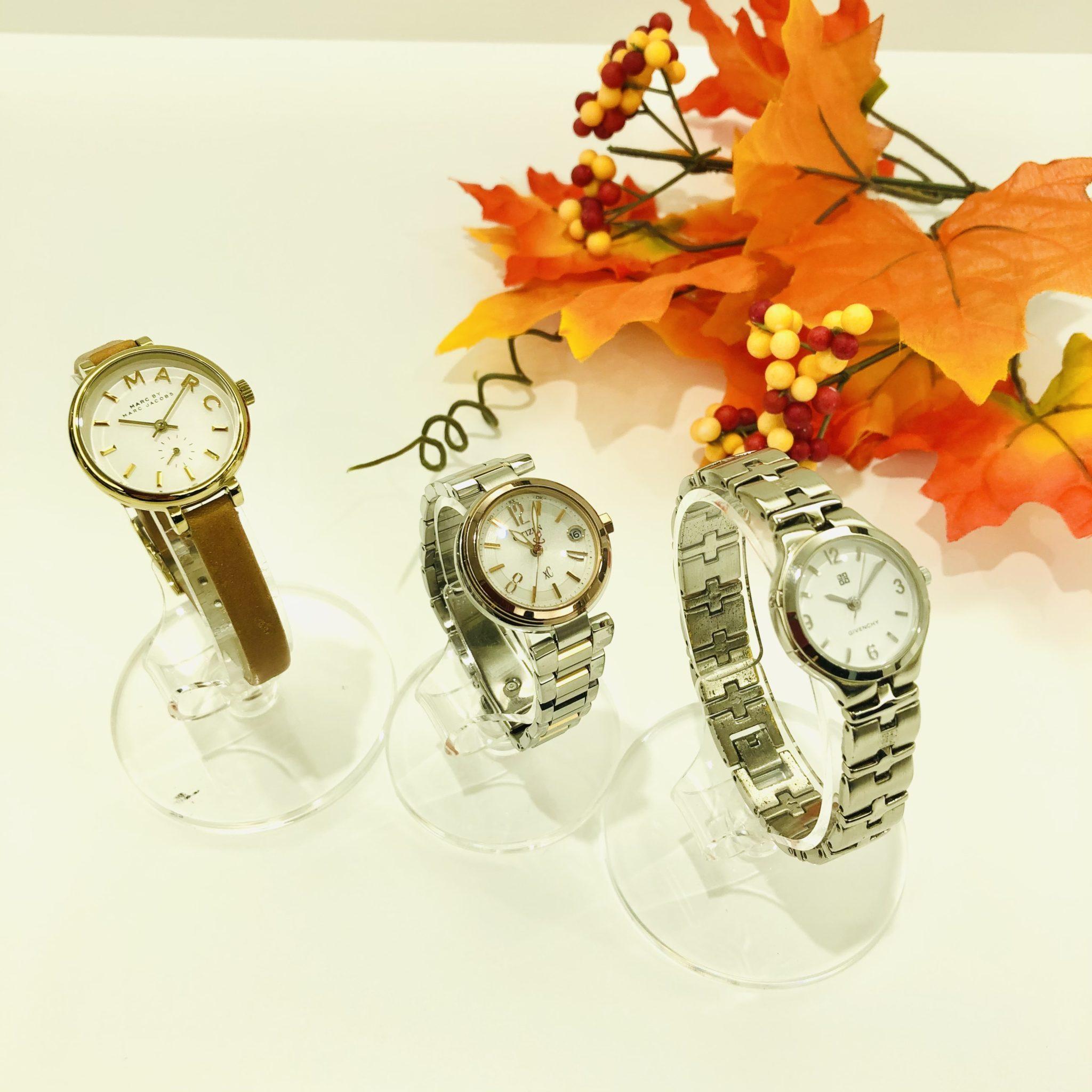 【時計 販売 盛岡】シーンによって使い分け!!1万円以下で購入できるブランド腕時計