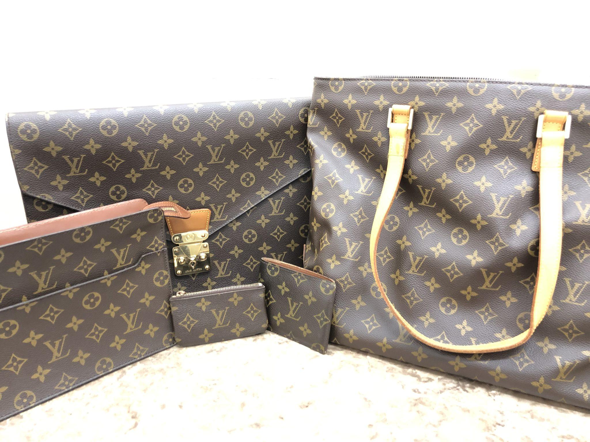 【LOUIS VUITTON ルイヴィトン モノグラム バッグ 財布】を盛岡市の方から買取させていただきました!