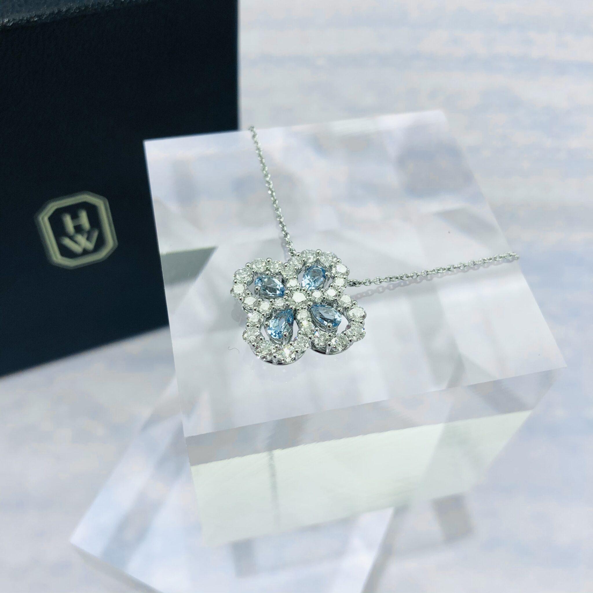 【ダイヤ 販売 盛岡】4月の誕生石『ダイヤモンド』💎世界中の女性の憧れの的『ハリー・ウィストン』