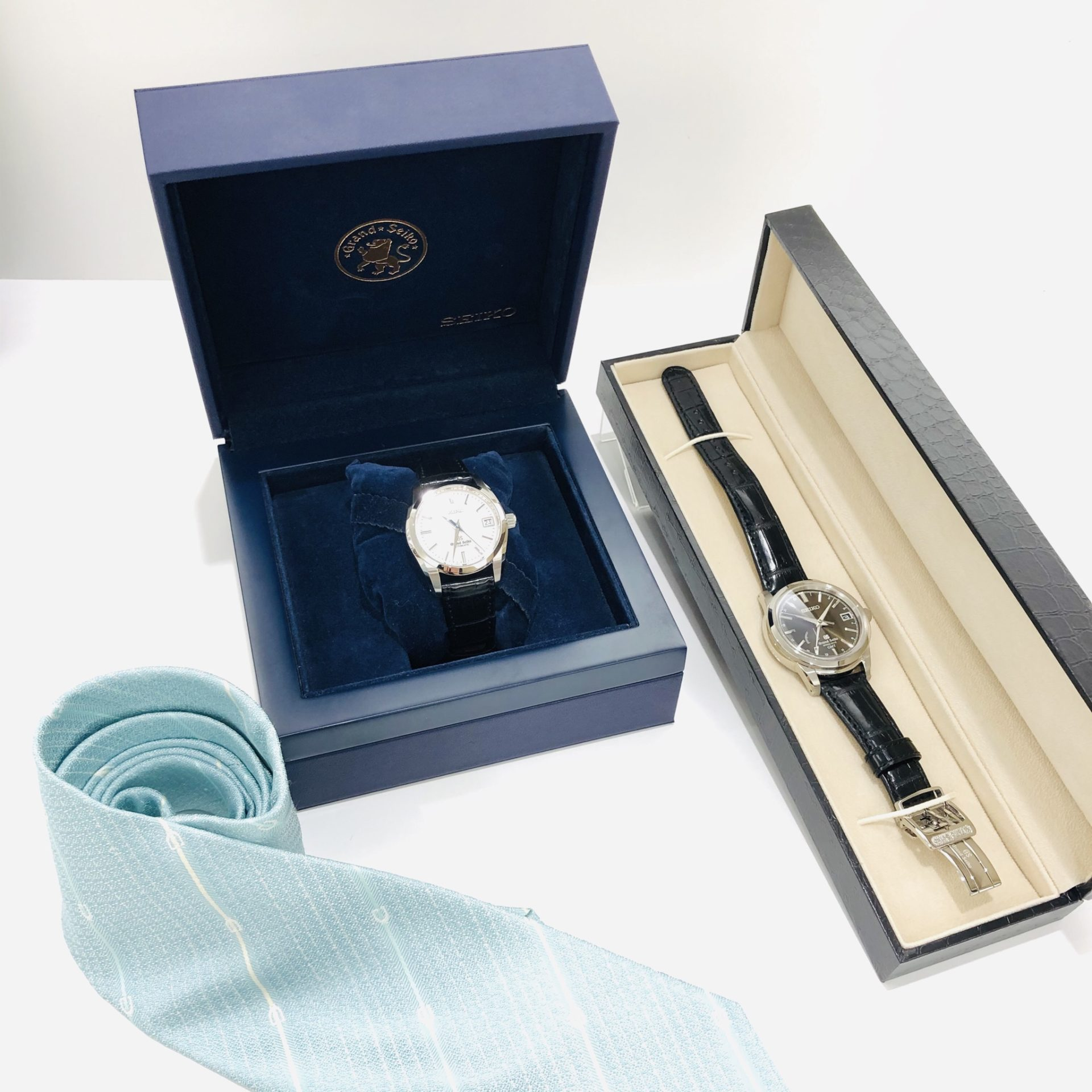 【盛岡 時計 販売】『父の日』のギフトや記念品にグランドセイコー