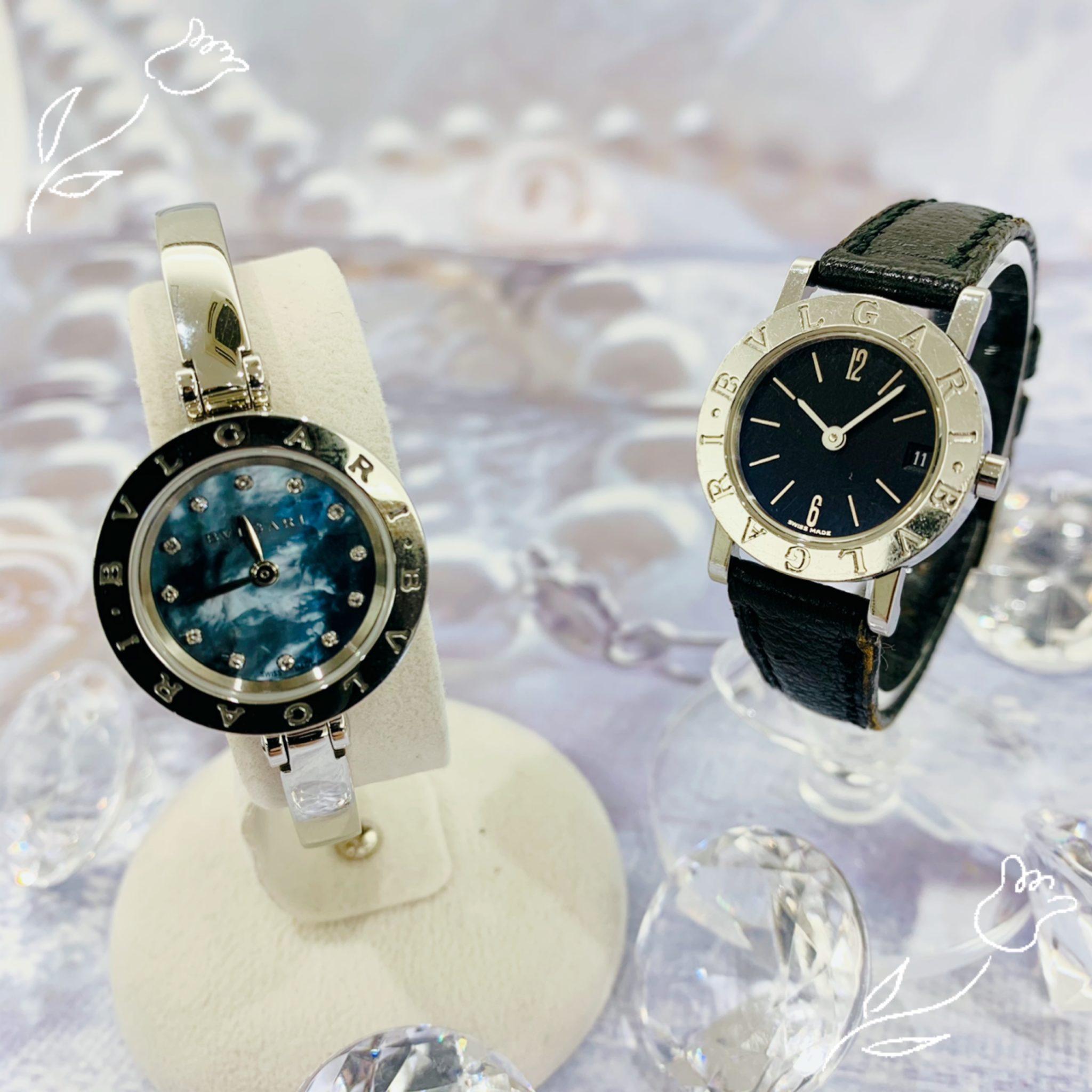 【時計 販売 盛岡】さすが【BVLGARI】ブルガリ✨長くお使いいただきたい洗練された腕時計