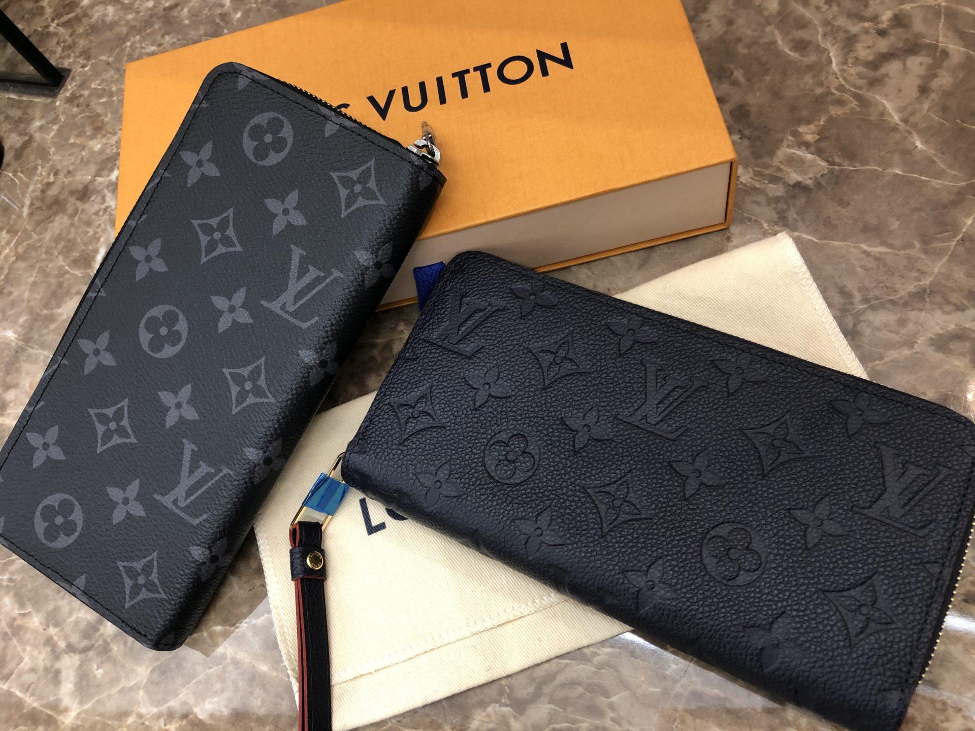 【LOUIS VUITTON ルイ・ヴィトン 未使用財布】お買い取りさせていただきました!