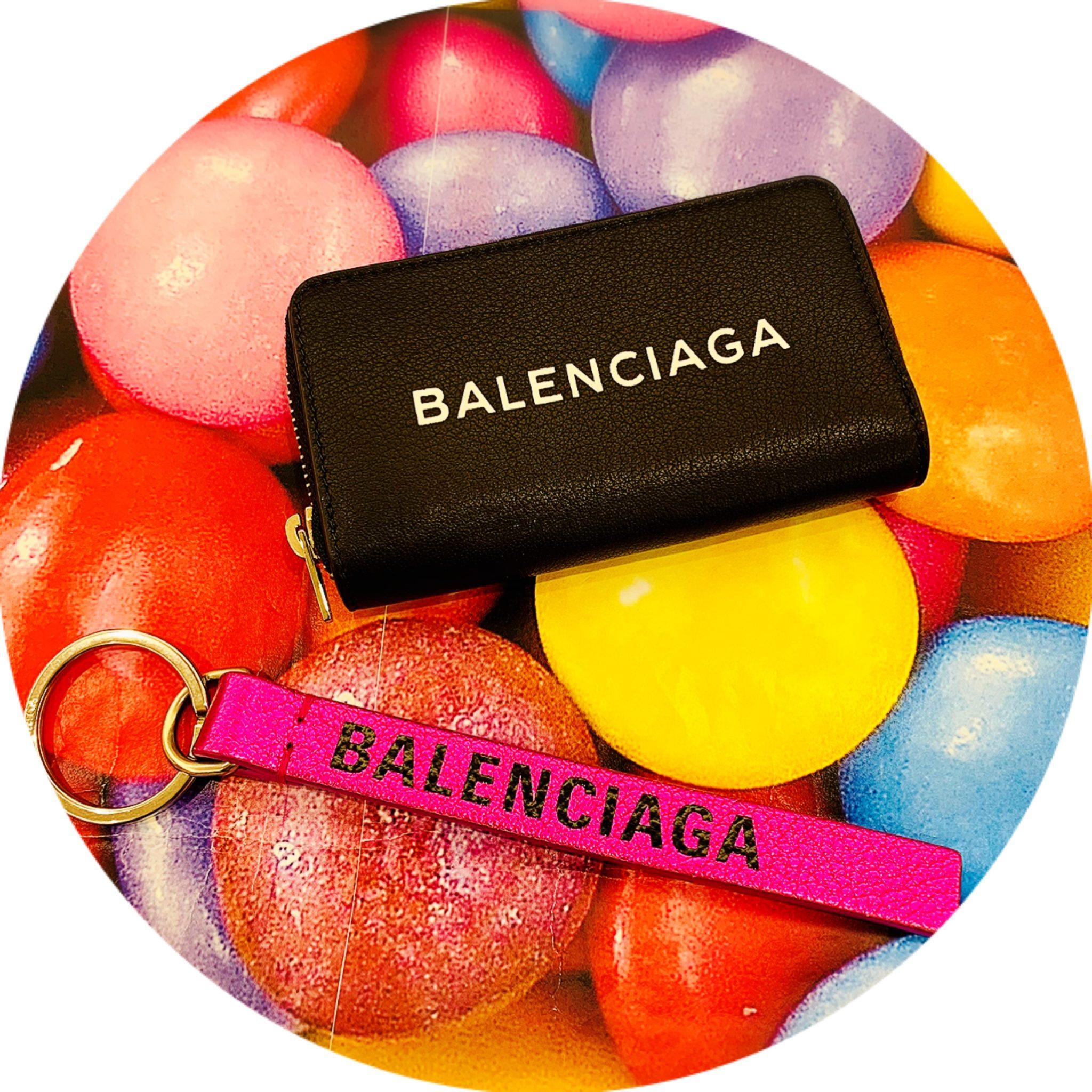 【バレンシアガ 販売 盛岡】プレゼントにも♡ロゴ入りでオシャレ BALENCIAGA バレンシアガ エブリデイライン