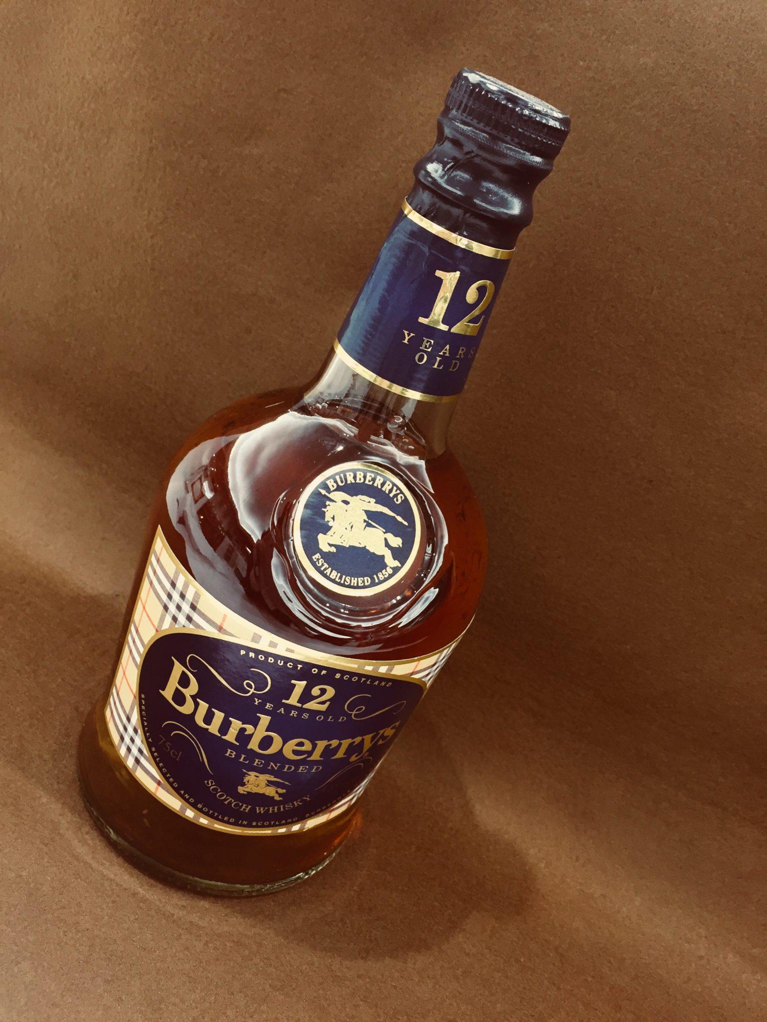 【盛岡 Burberrys ウイスキー 販売】Burberrys バーバリー12年 スコッチウイスキー お酒 洋酒