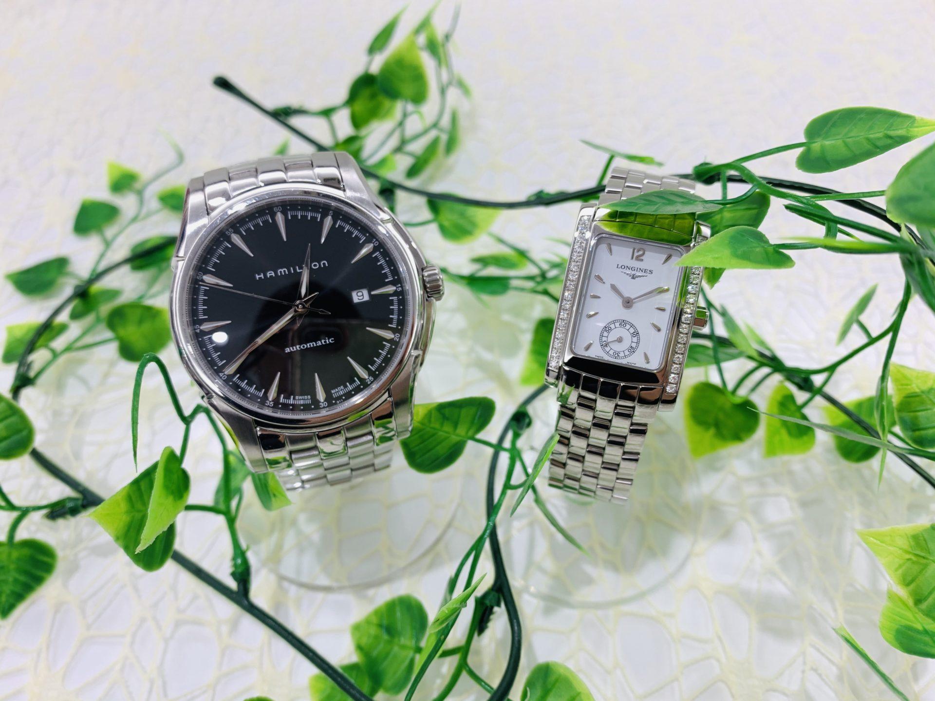 【盛岡 時計 販売】新社会人・学生にオススメ♪憧れのブランド時計