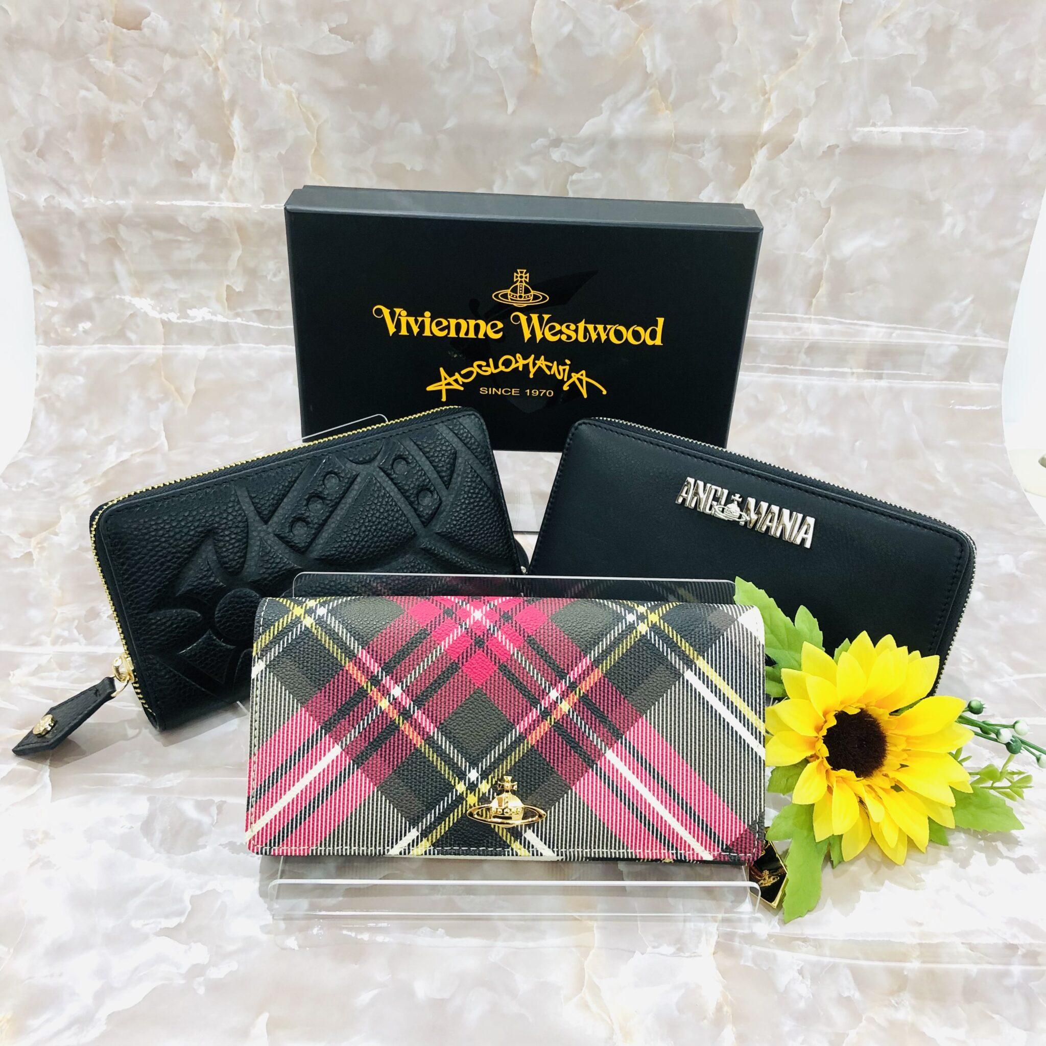 【ブランド 販売 盛岡】今がチャンス✨10%OFFでヴィヴィアンのお財布が購入できる!!