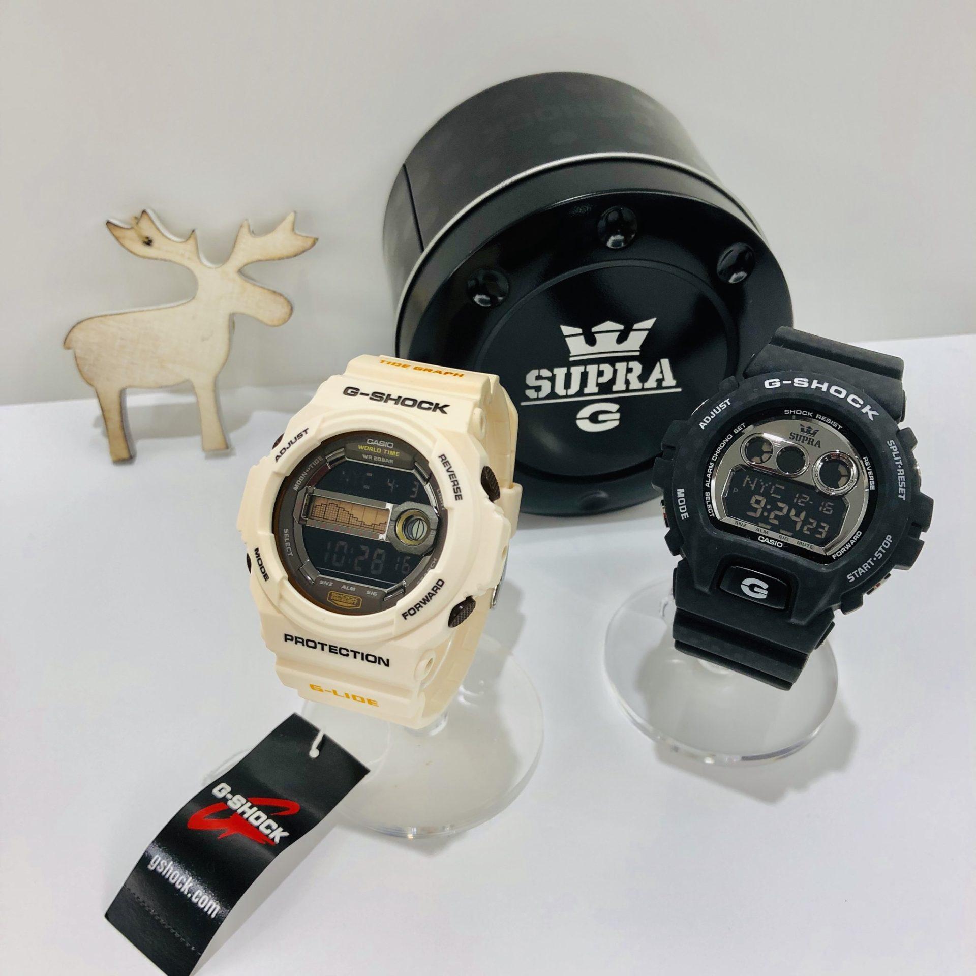 【盛岡 時計 販売】クリスマスプレゼントにG-SHOCK!!GD-X6900SP-1 GLX150-7
