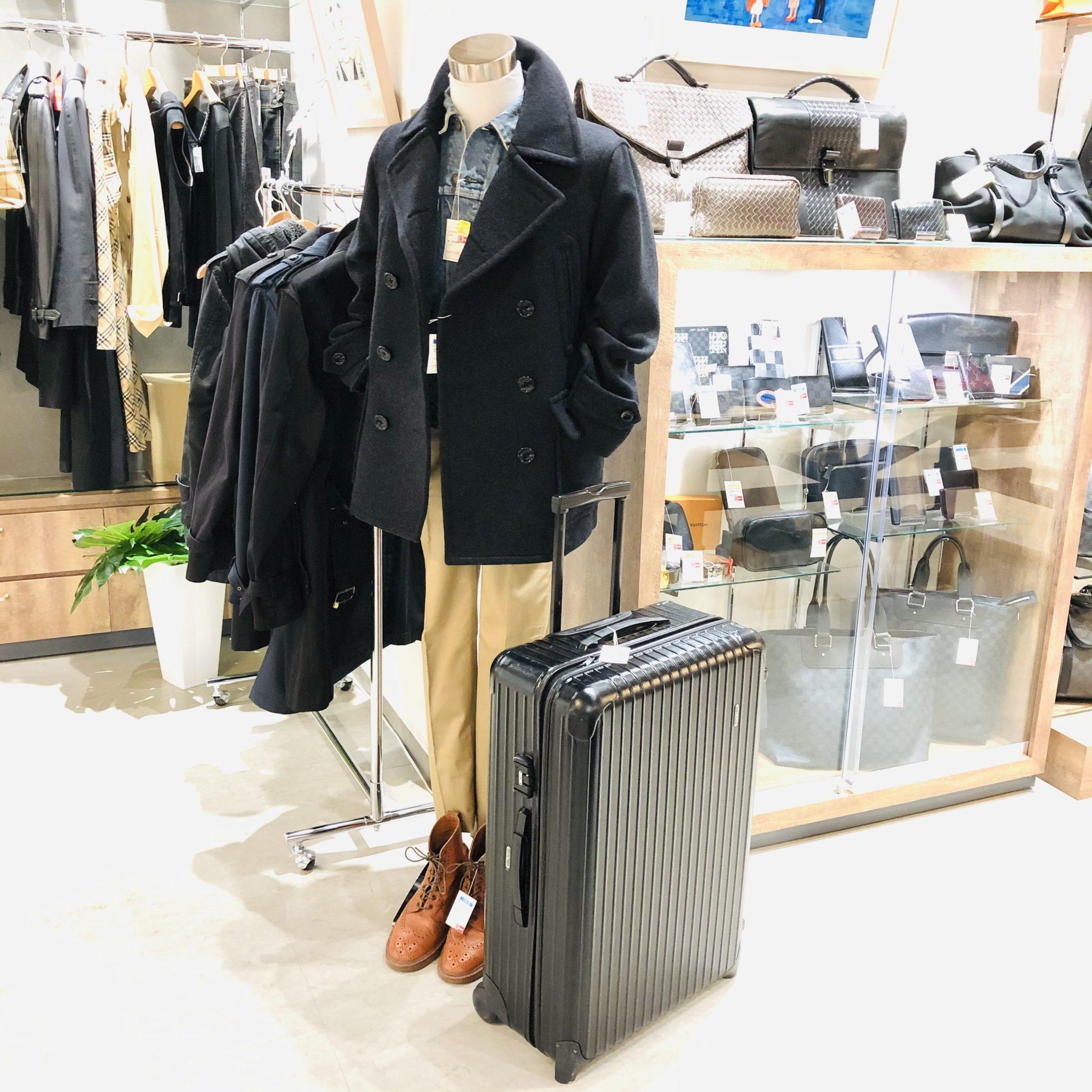 【中古 販売 盛岡】秋から冬のメンズファッションを楽しみませんか?