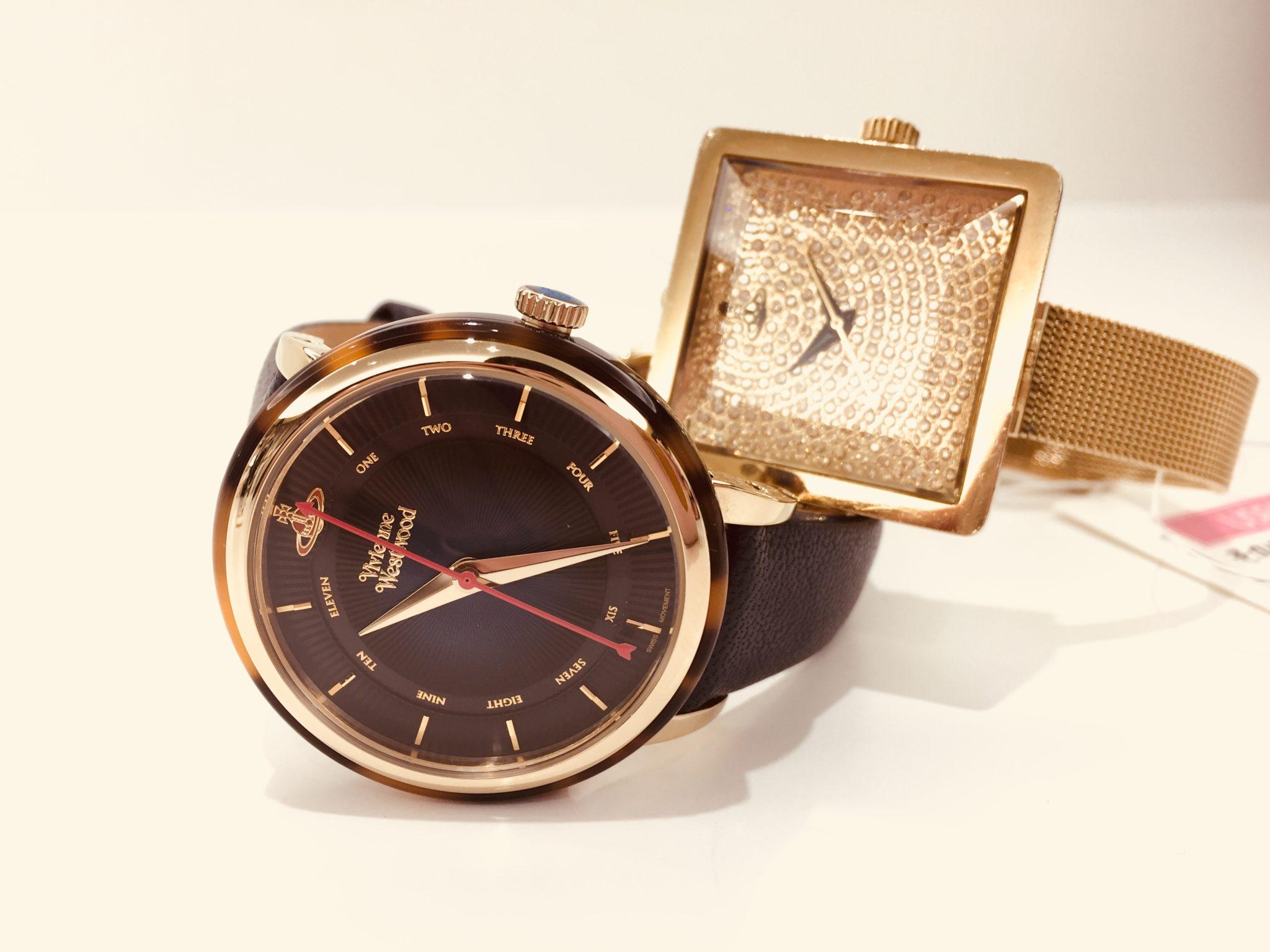 【盛岡 ヴィヴィアンウエストウッド 販売】Vivienne Westwood クオーツ時計