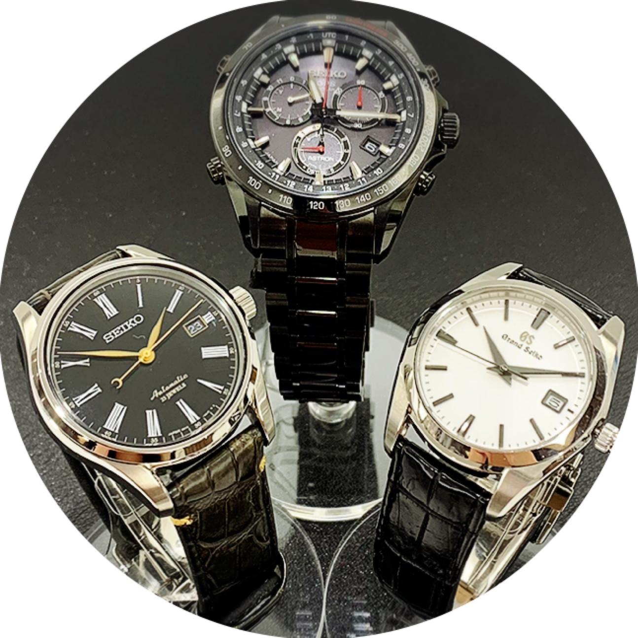 【時計 販売 盛岡】新生活応援ウォッチフェアは4月末までです⌚お早めに♡