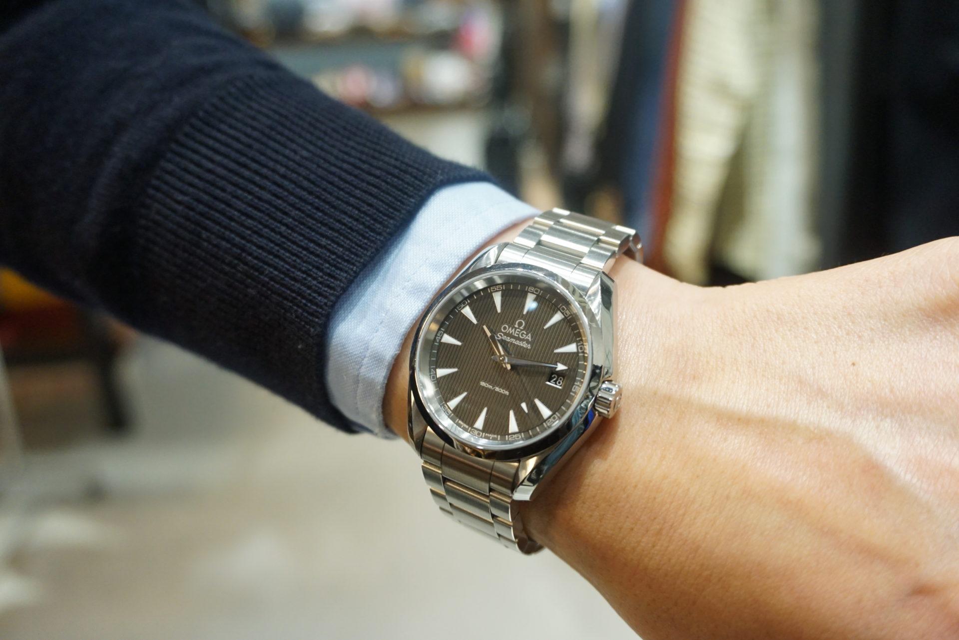 10万円台で買えるオススメ高級時計(2)