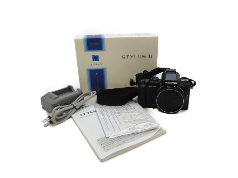 【オリンパス OLYMPUS STYLUS1S】デジタルカメラを盛岡市のお客様からお買取させて頂きました!