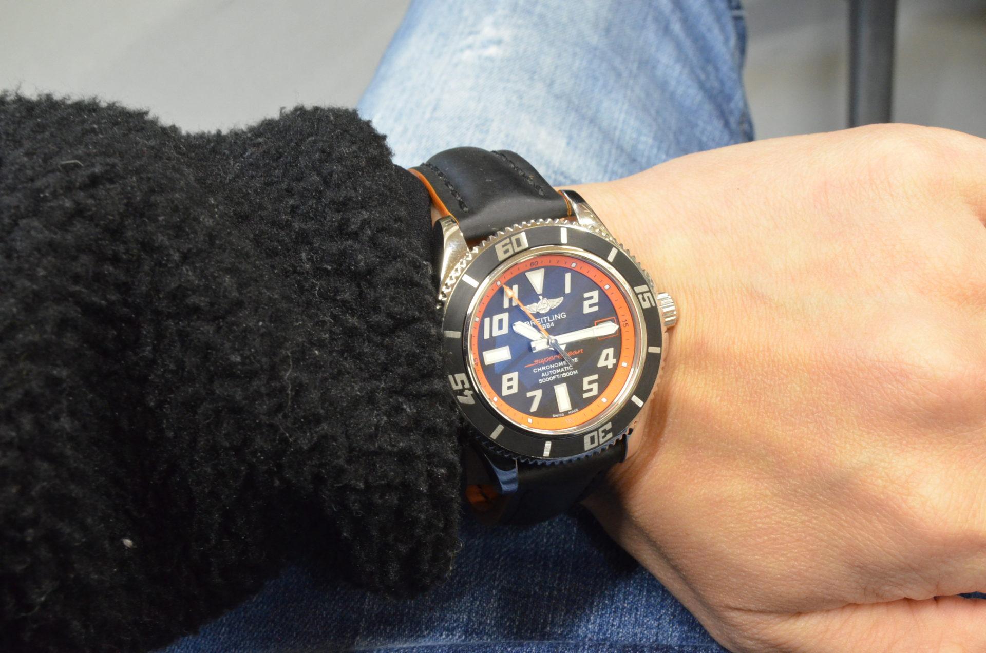 10万円台で買えるオススメ高級時計(3)