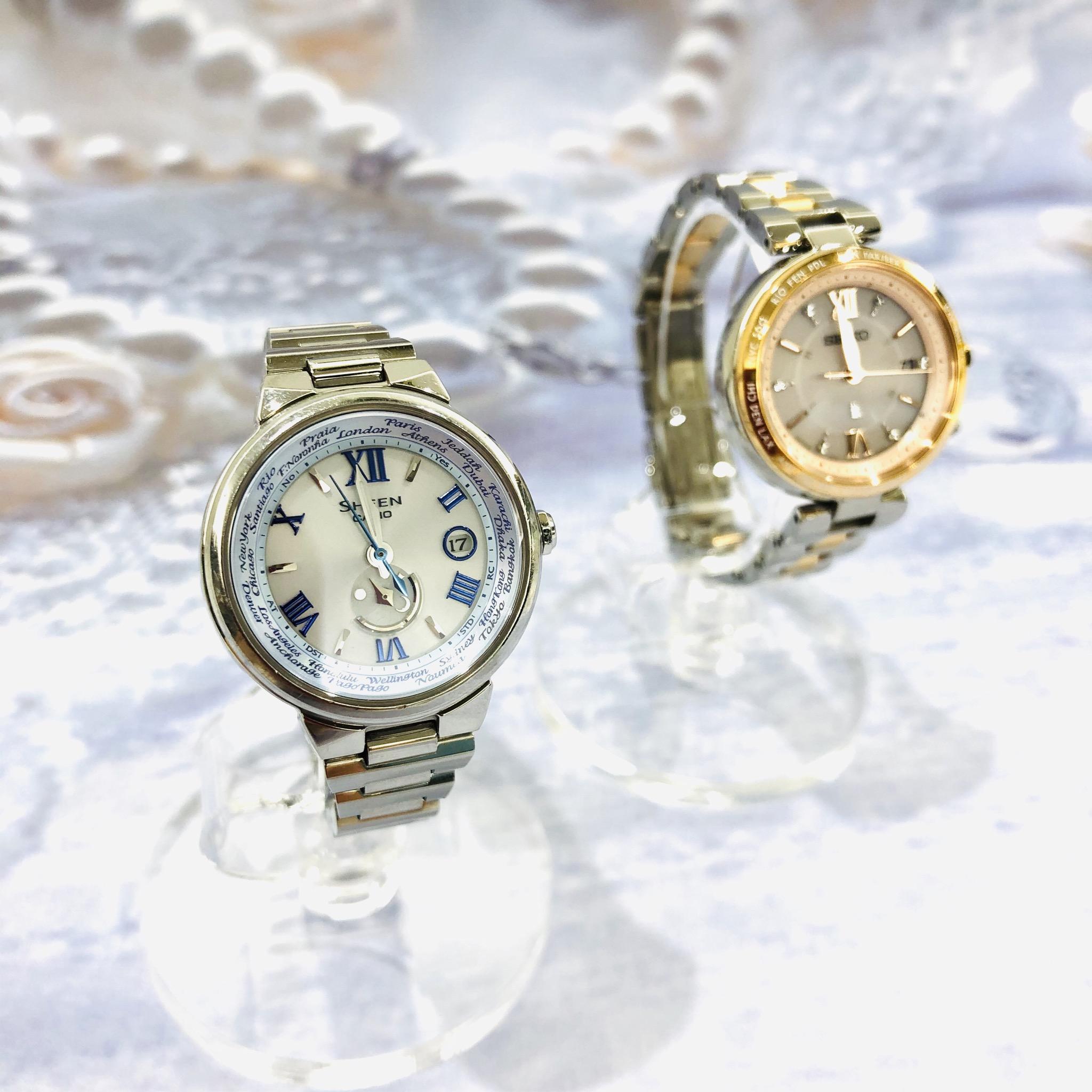 【盛岡 時計 販売】この夏おすすめのレディース腕時計!!