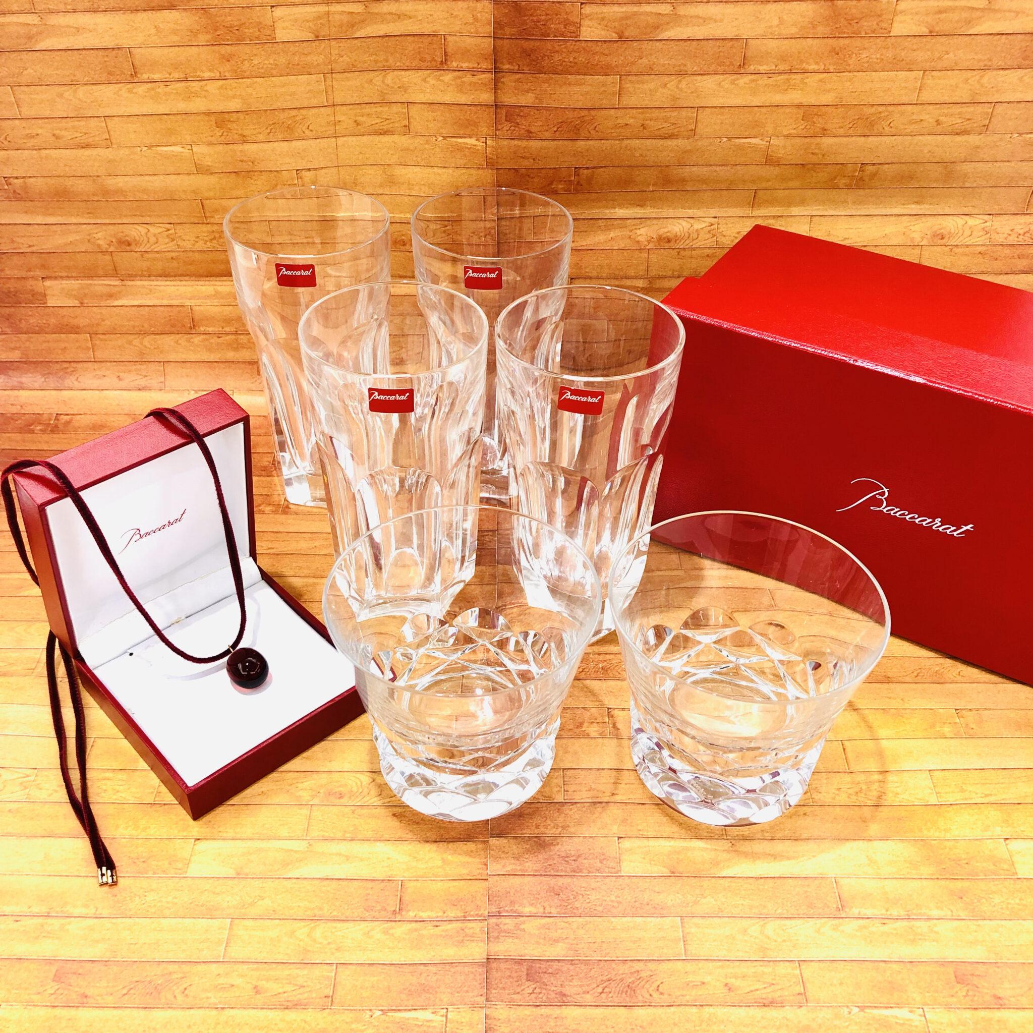 【ブランド 販売 盛岡】高級グラスといえば『バカラ』✨素敵なグラスで家族・ご友人とハイボールはいかが?