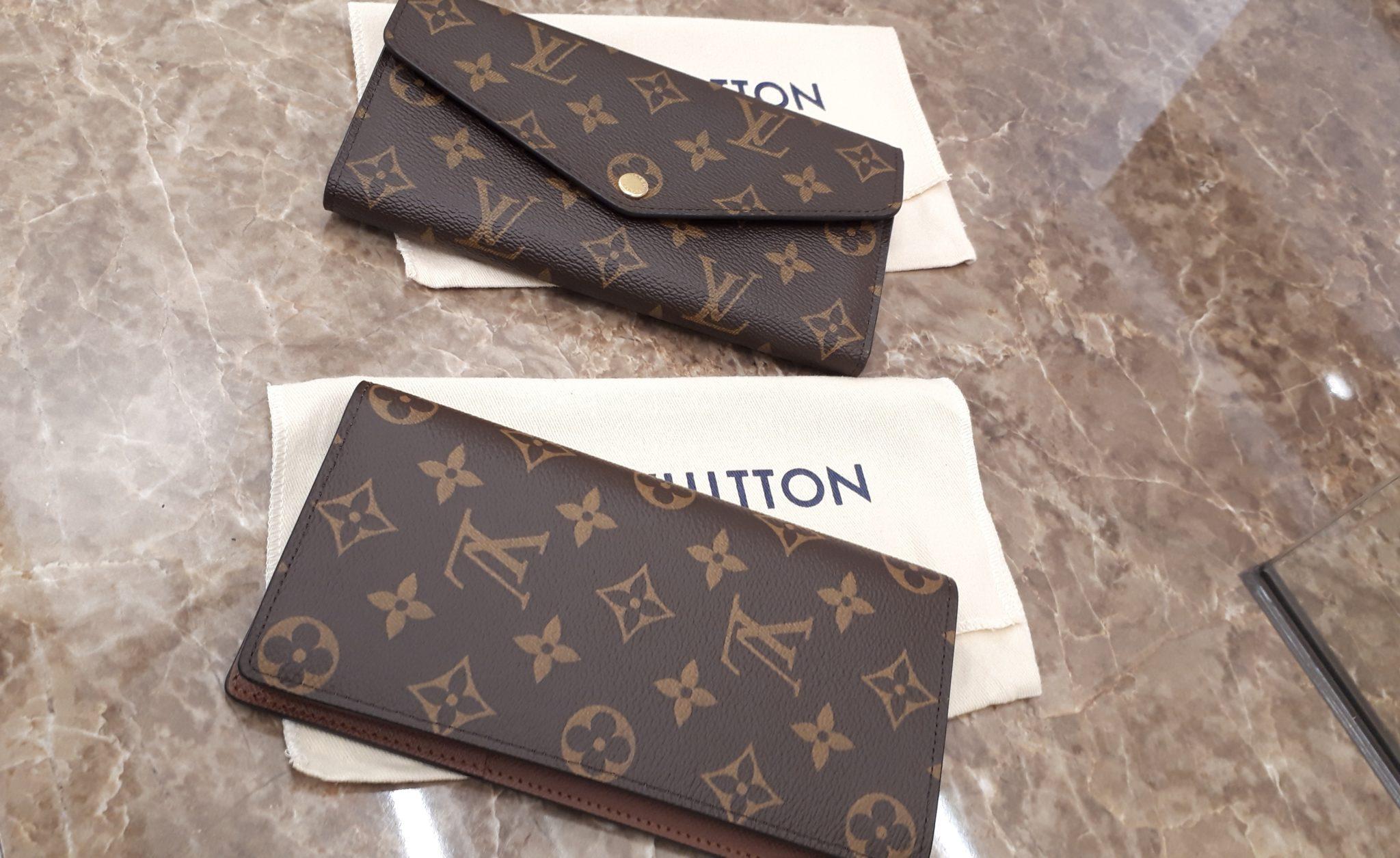 【LOUIS VUITTON ルイヴィトン モノグラム 財布】を盛岡市のお客様よりお買い取りさせていただきました!